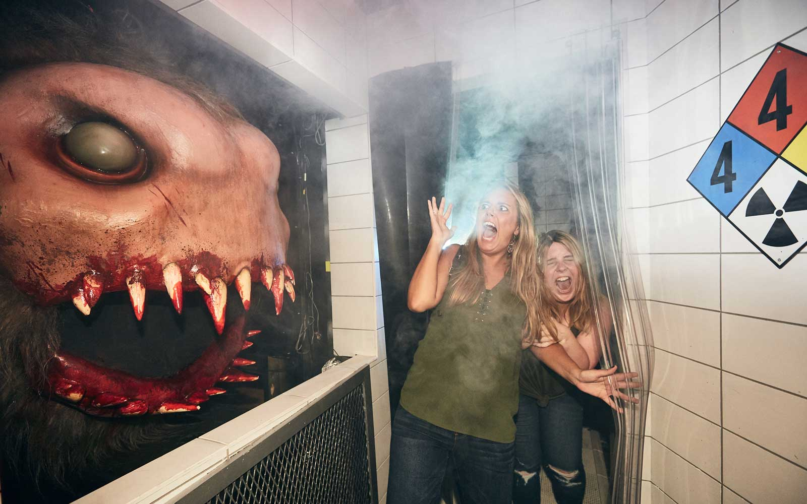 Why Universal Studios' Halloween Horror Nights Are the Scariest of Them All