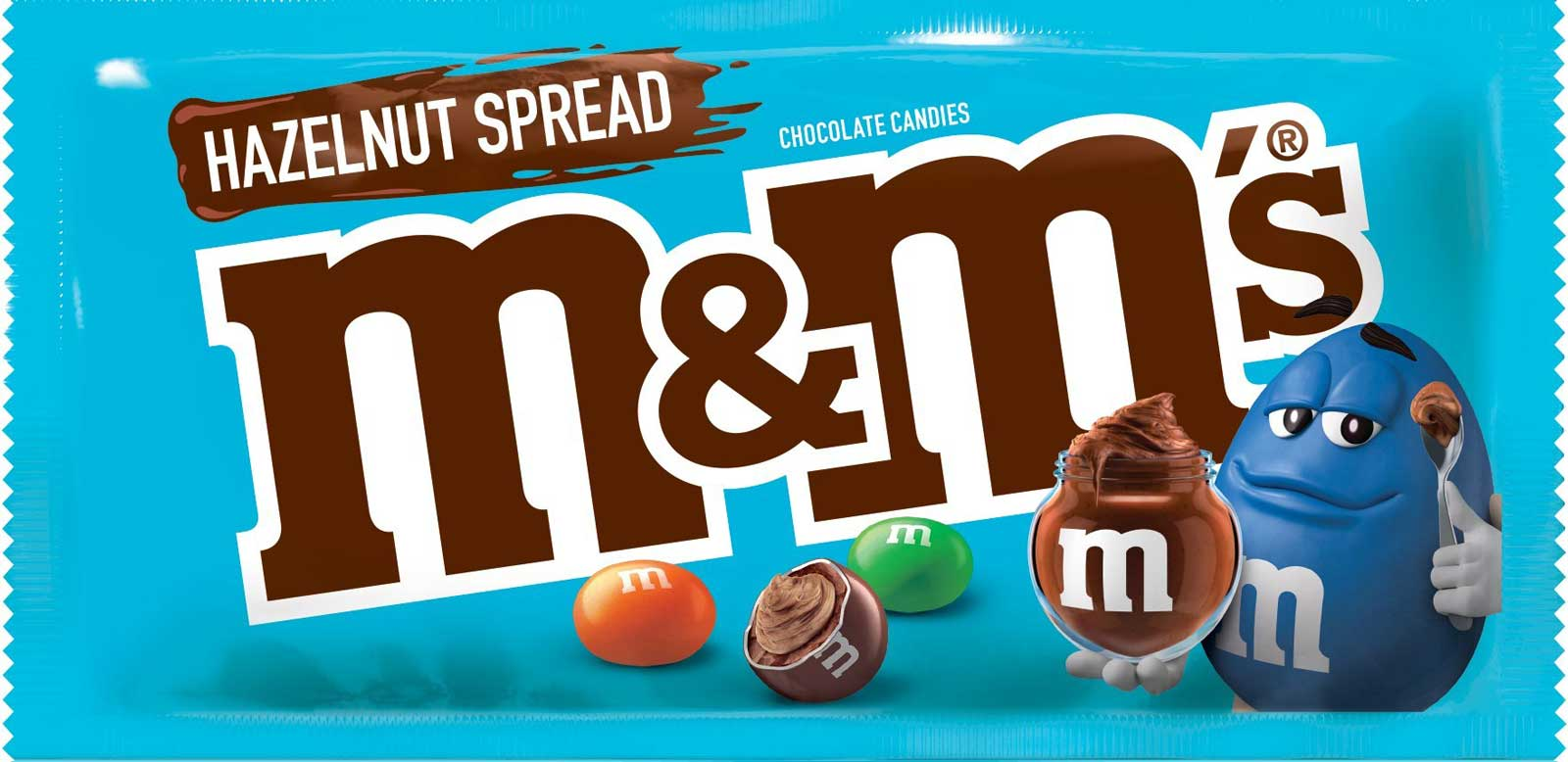 Nutella Lovers Will Want to Try M&M's New Hazelnut Spread Flavor