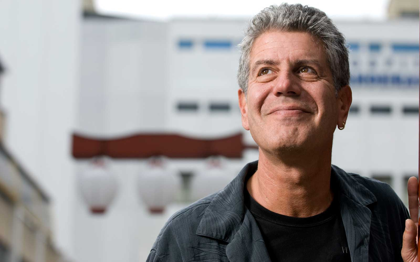Anthony Bourdain Posthumously Wins the One Emmy Award 'He Always Coveted'