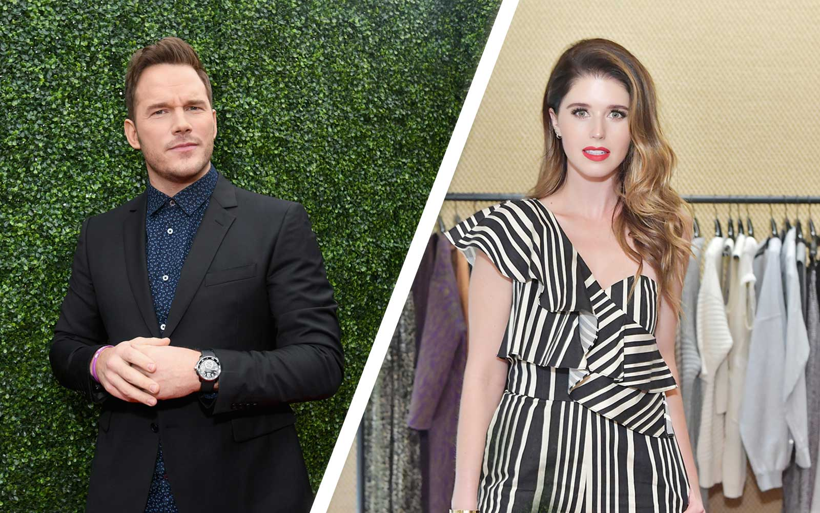 Chris Pratt and New Girlfriend Katherine Schwarzenegger Are All Smiles During Trip to Napa Winery