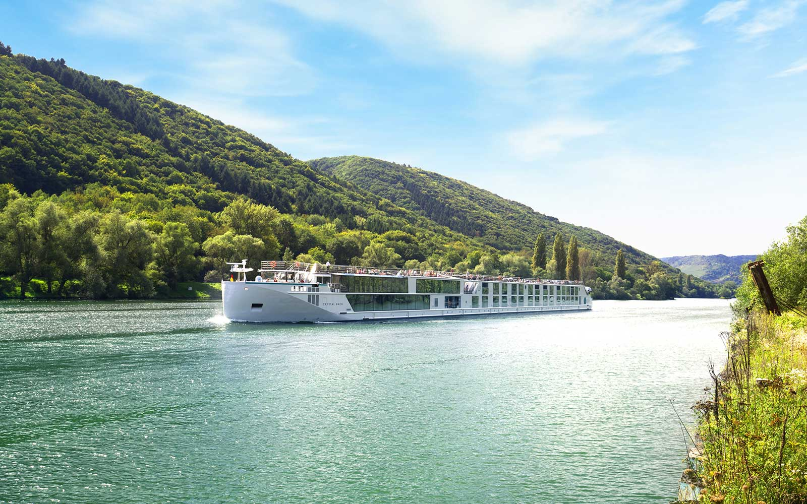 Five Things to Know About Crystal Cruises' Bach Cruise Ship
