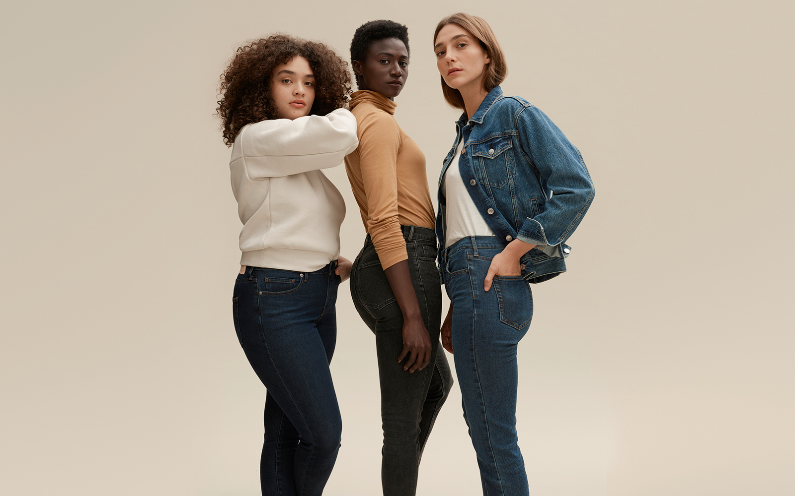 Everlane's New Jeans Are so Comfy, You Can Travel in Them