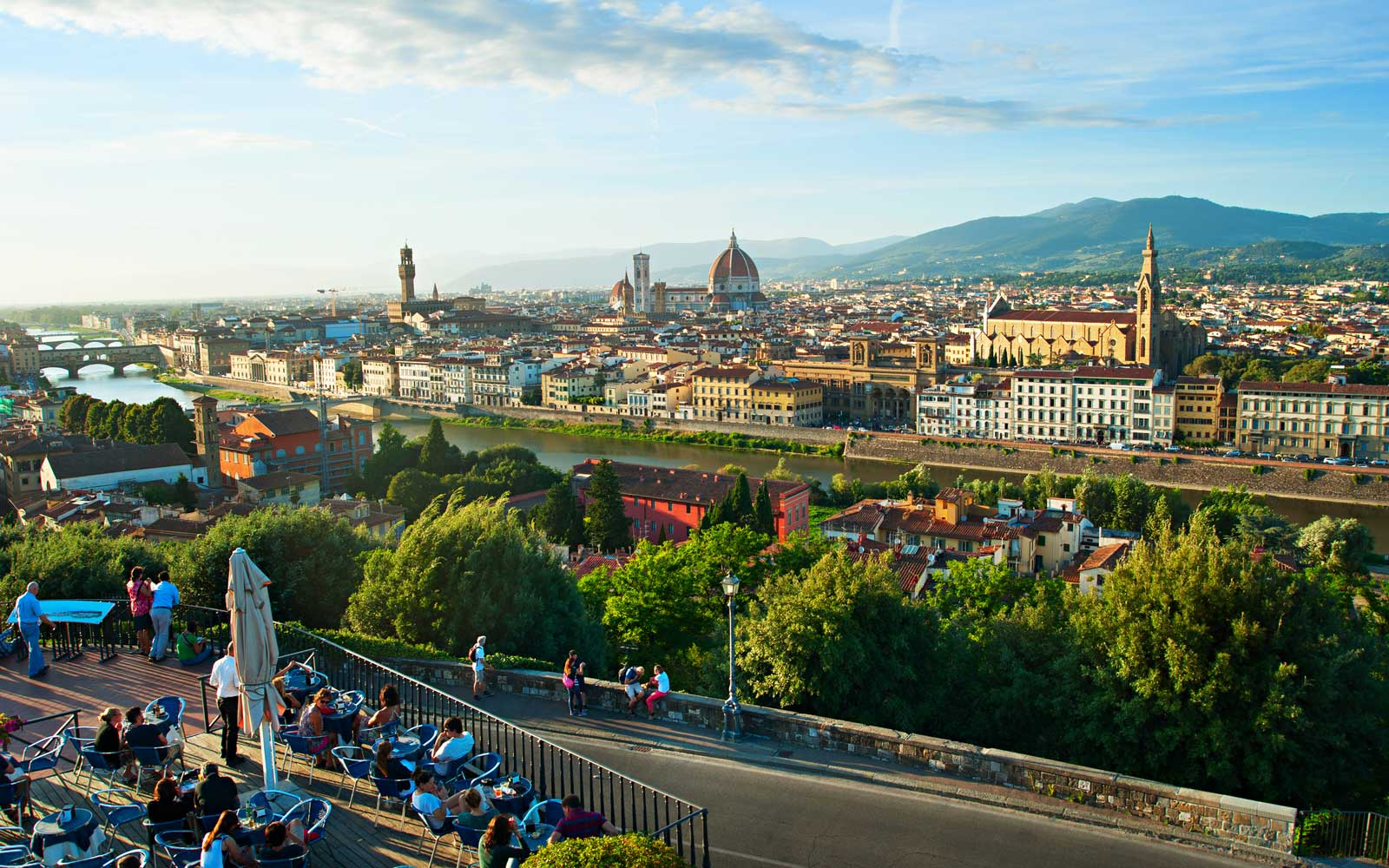 Florence Is Banning Tourists From Snacking on the Streets