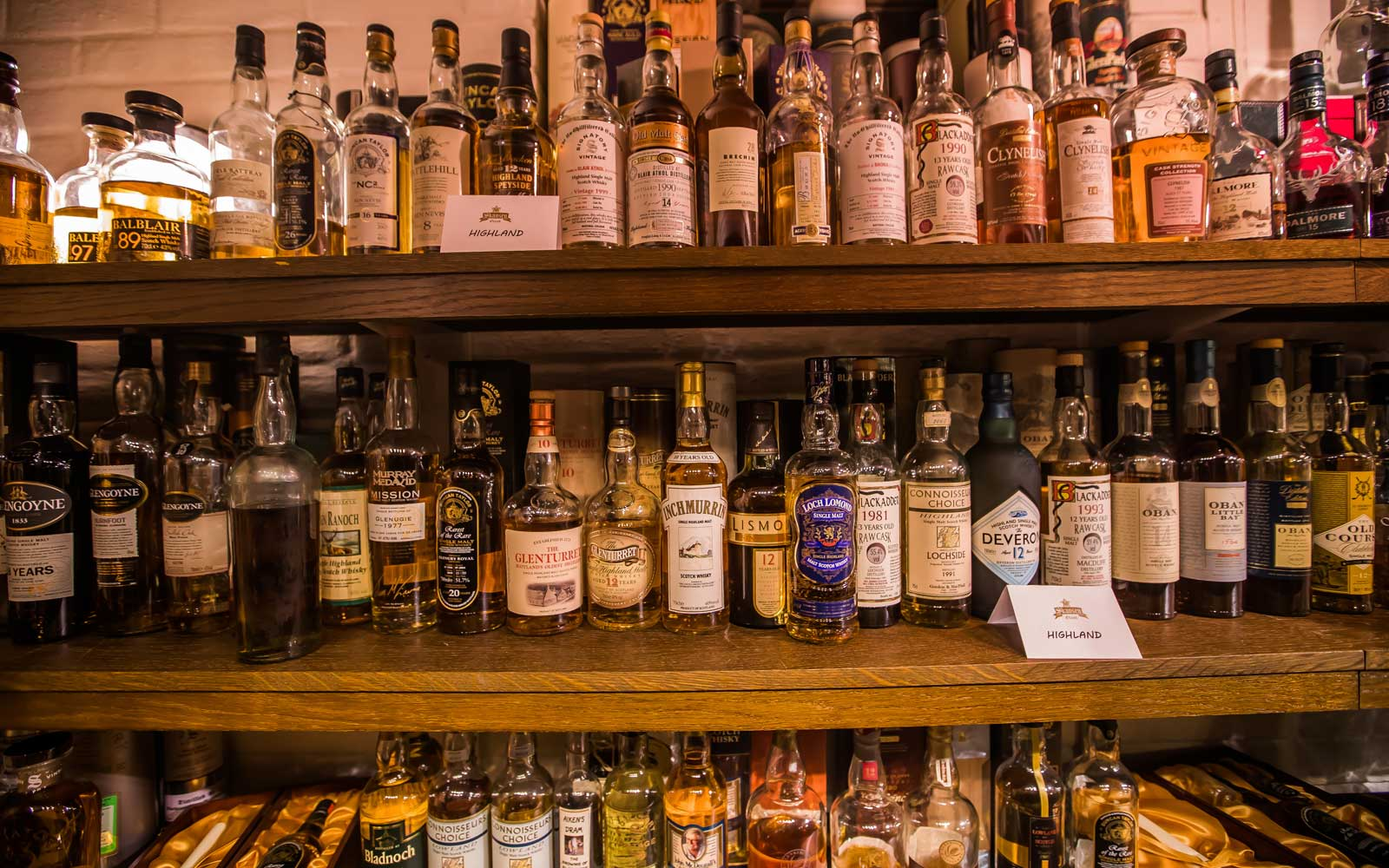 Hotel Skanksen is now home to more than 1,000 whisky varieties.