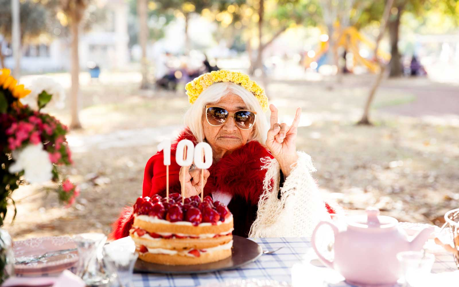 The Best Advice for Living to 100, According to 100 Centenarians