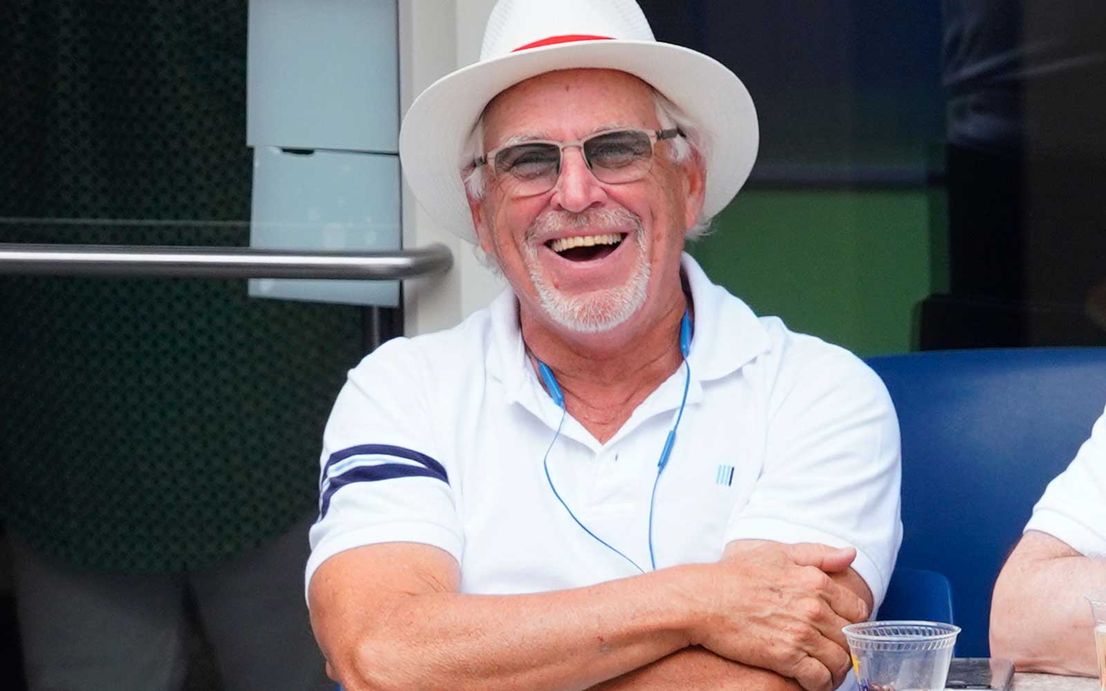 Jimmy Buffett on September 3, 2018 in New York City.