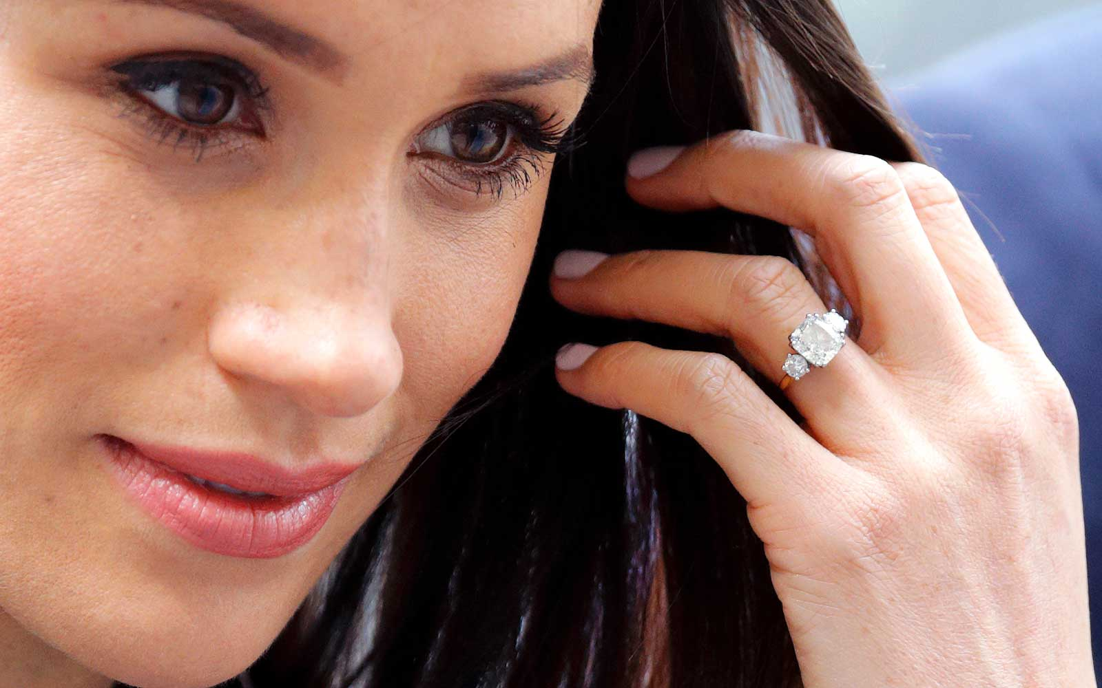 Buckingham Palace Is Selling an Engagement Ring Inspired by Meghan Markle's — for Only $40