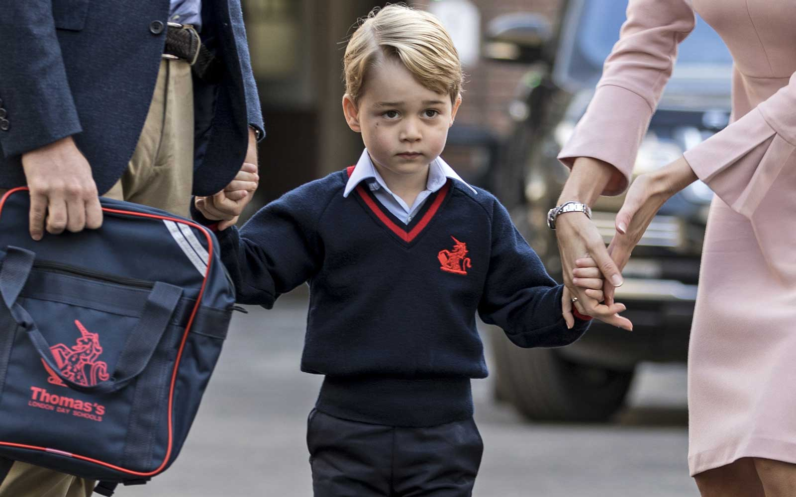 Why You Shouldn't Expect to See Prince George and Princess Charlotte's Back-to-school Photos This Year