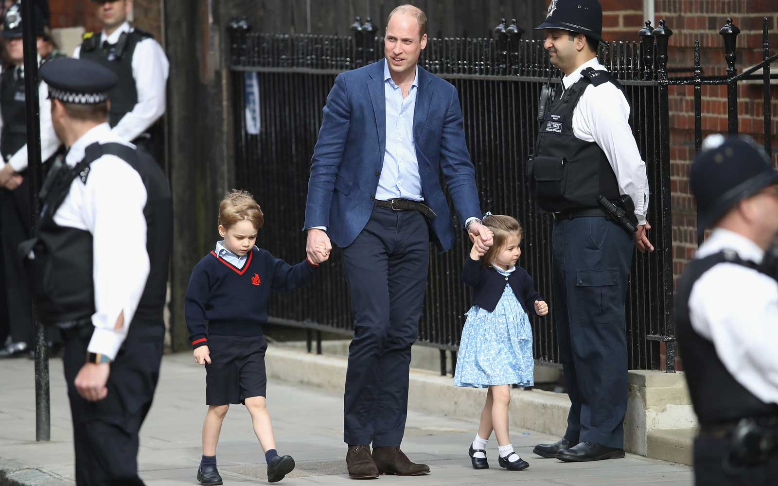 Prince William Reveals One of Prince George and Princess Charlotte's Favorite Children's Books