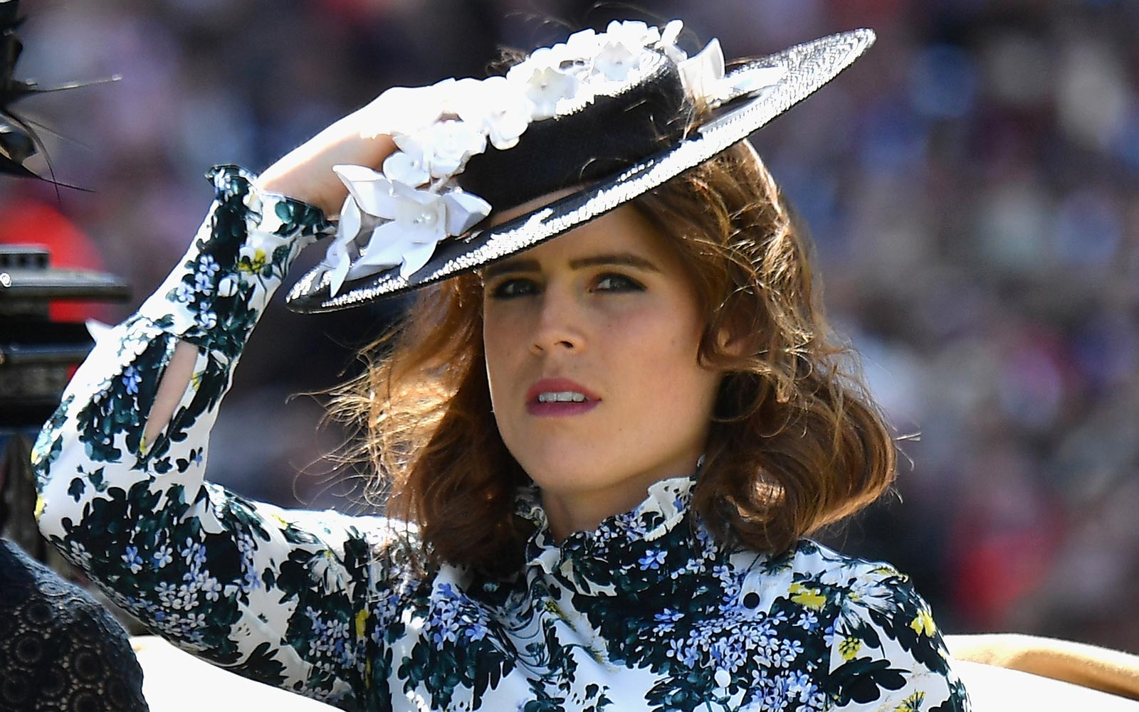 You Probably Won't Get to Watch Princess Eugenie's Royal Wedding on TV, Even Though She Wants You to