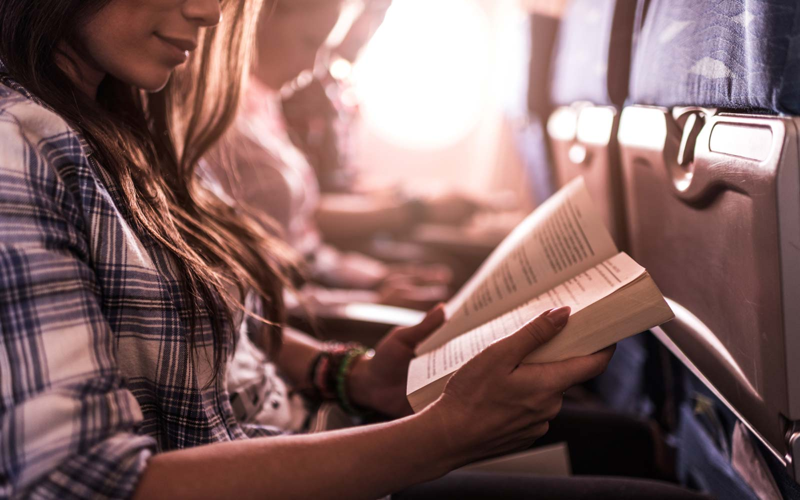 These 9 Books Will Take the Stress Out of Your Next Flight