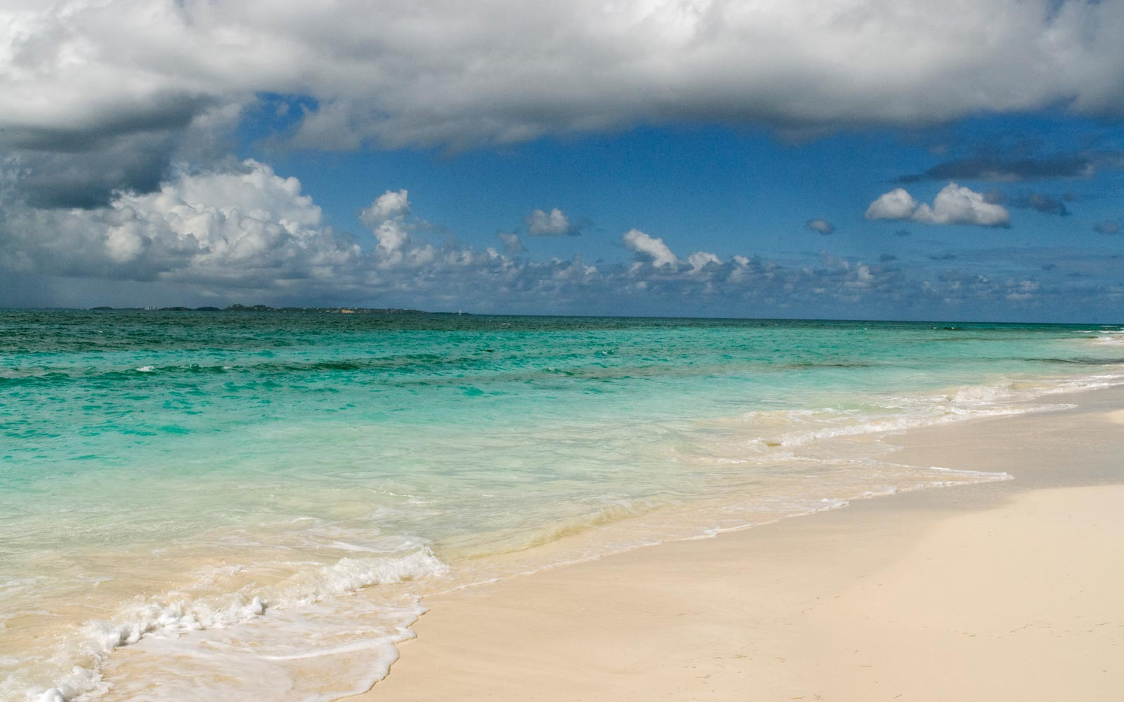View of Rendezvous Bay, Anguilla