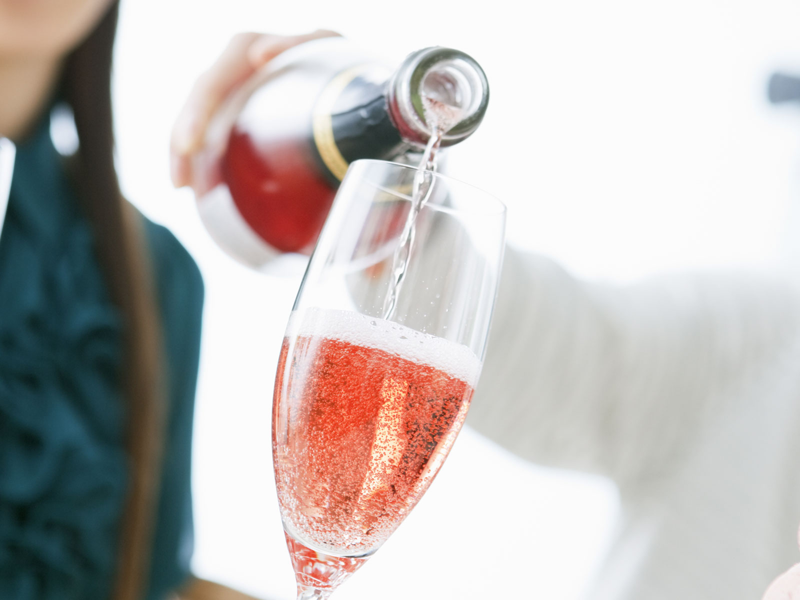 Grab Your Wine Glasses, Prosecco Rosé Might Be Available Next Year