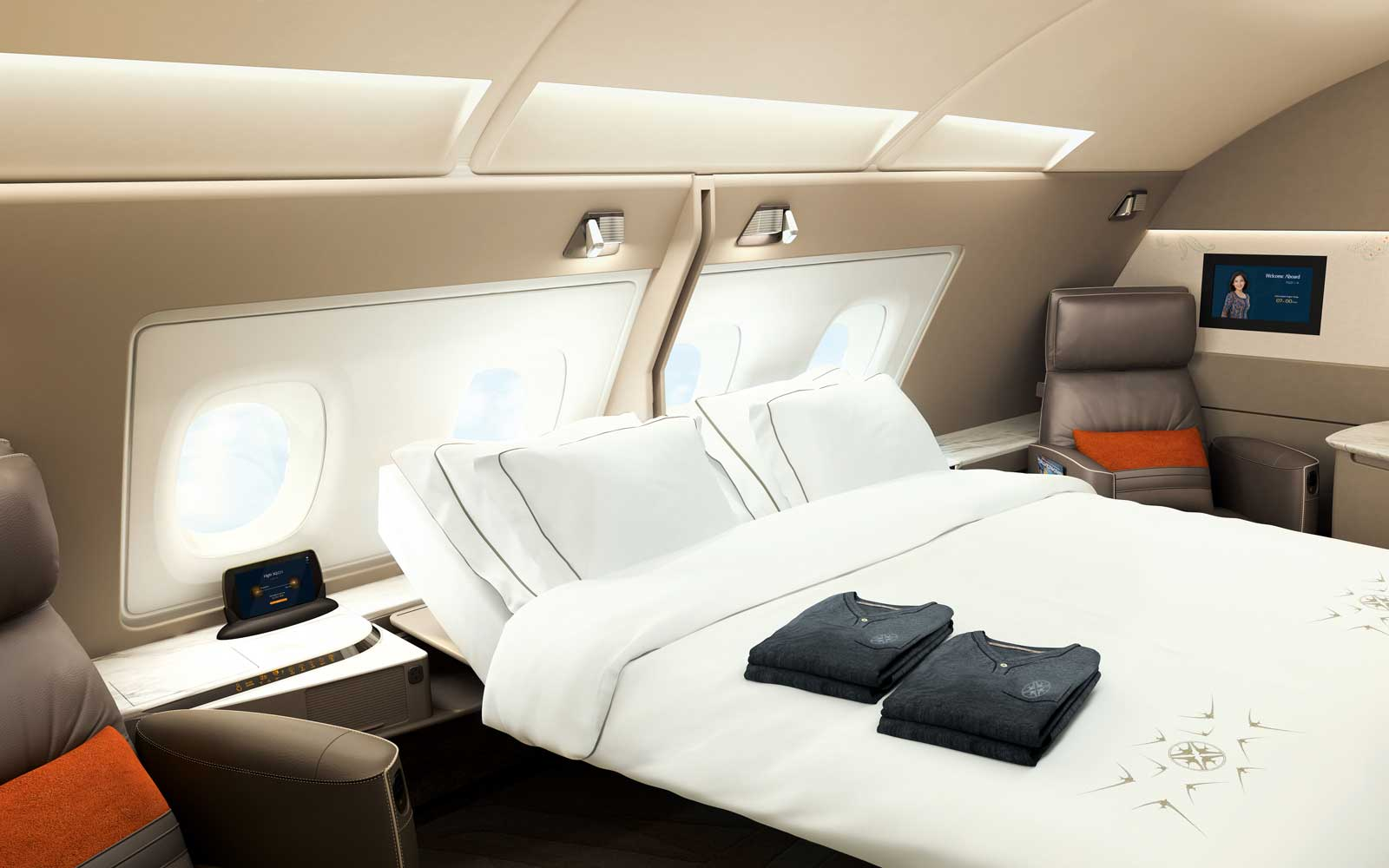 You Can Fly Singapore Airlines' New First Class Suites for (Almost) Free on This One Route