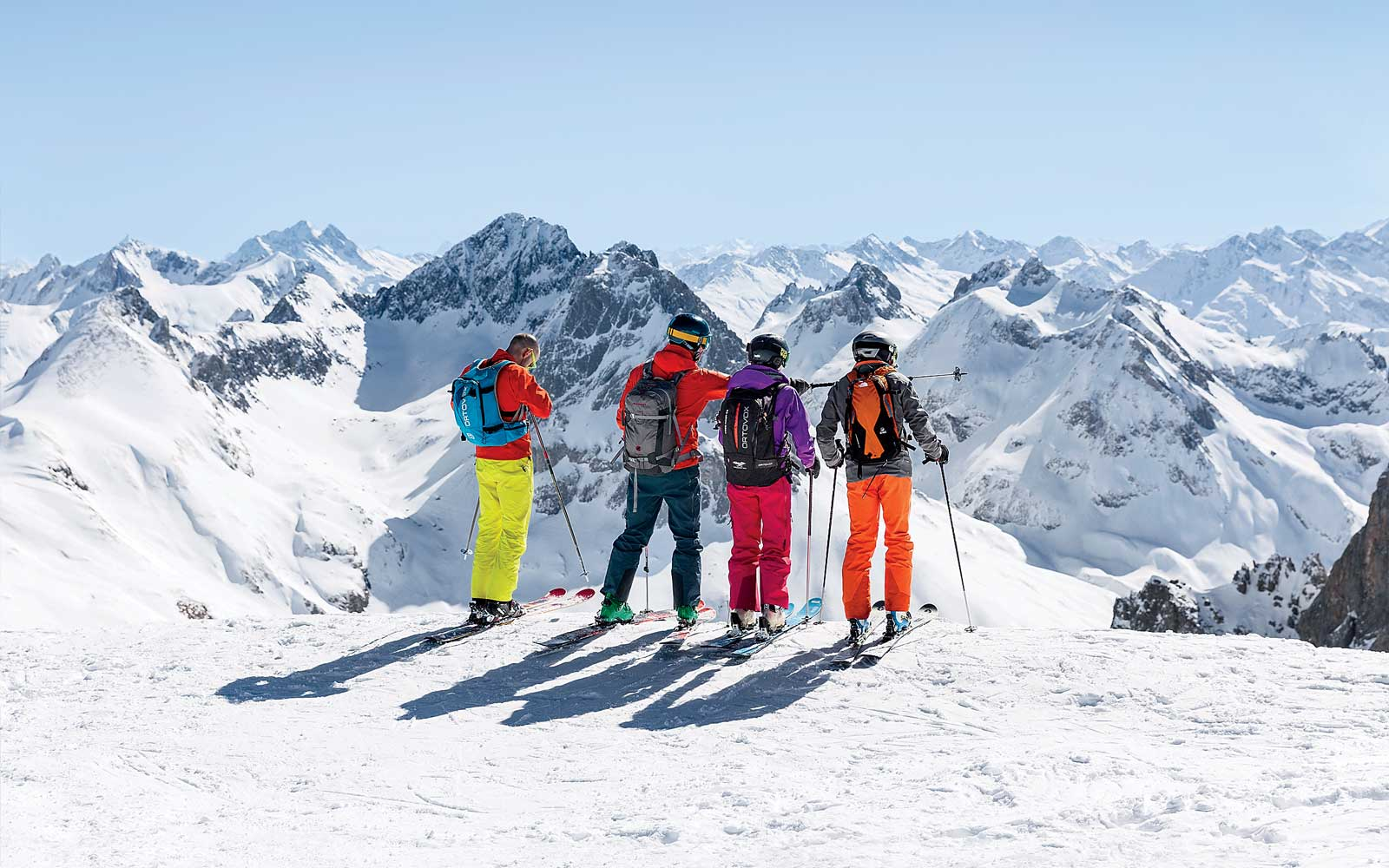 You Can Get Paid to Travel the World to Ski All Winter — Here's How
