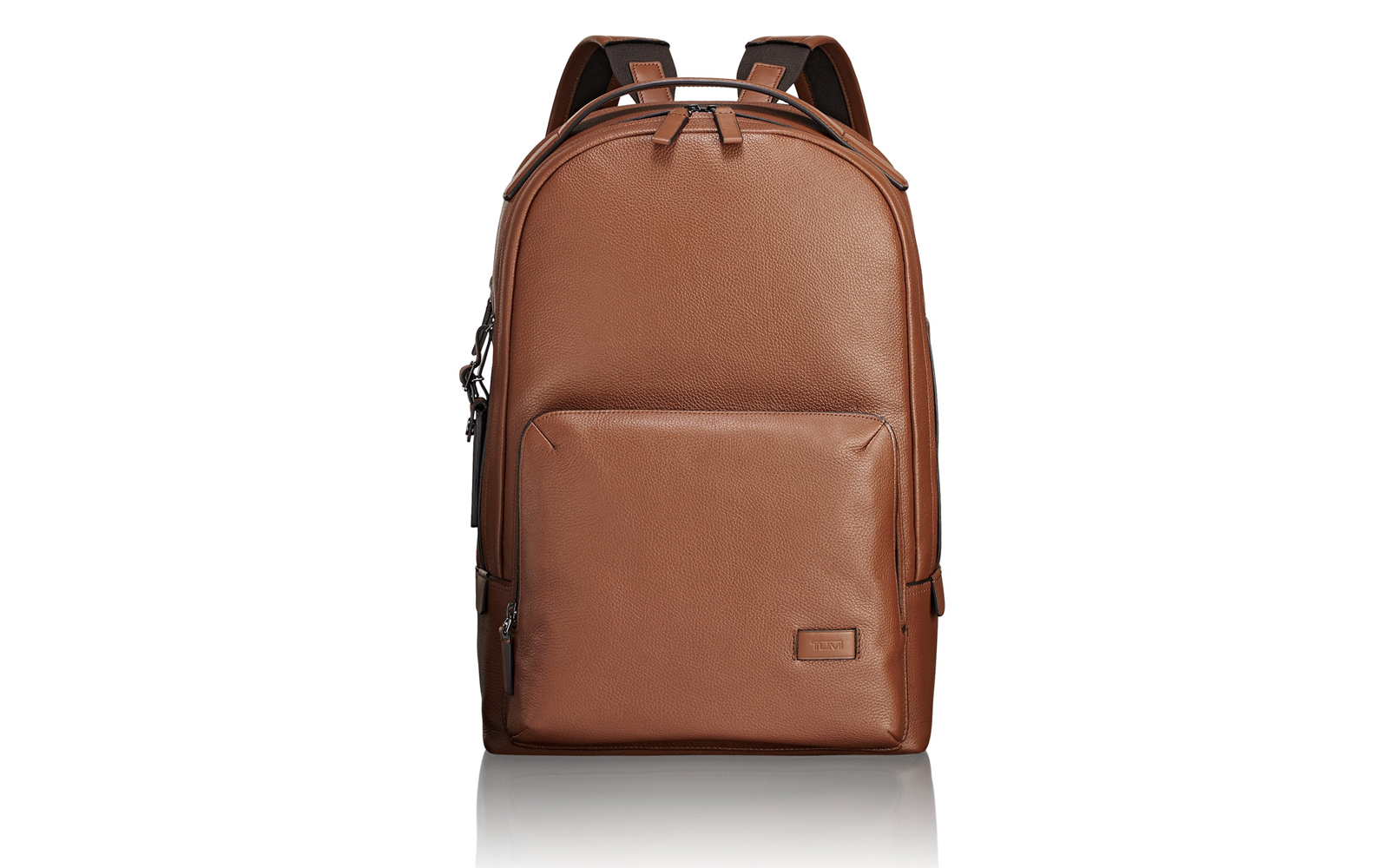 60250f7b9c36 The Best Women's Leather Backpacks   Travel + Leisure