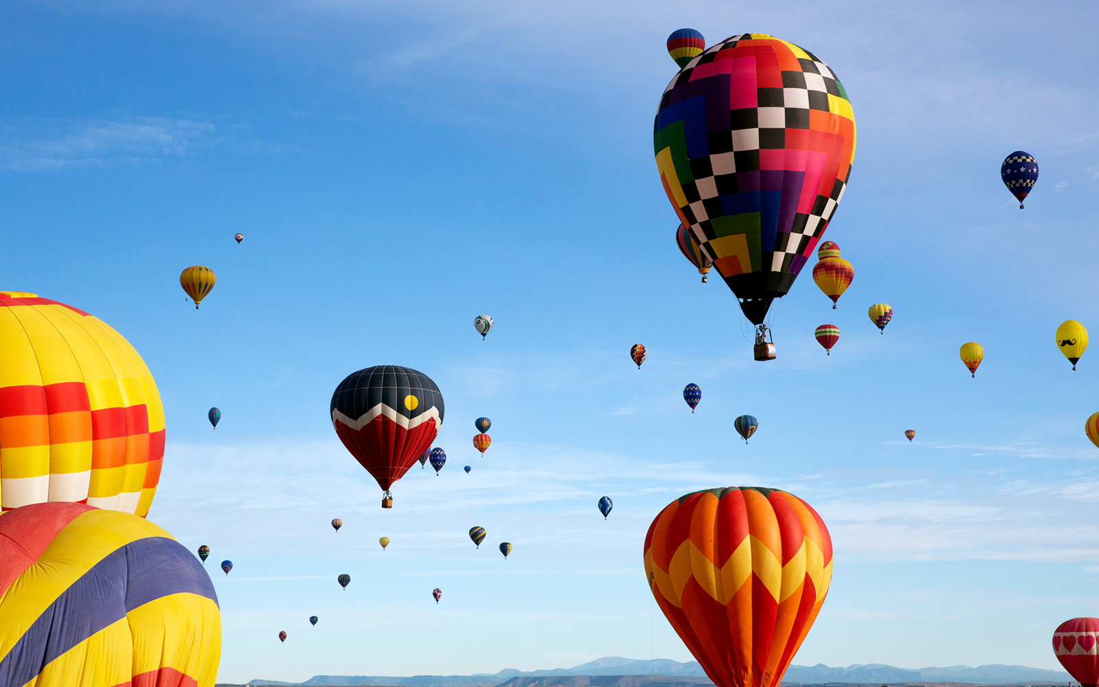 Photos From the World's Biggest Hot Air Balloon Festival Will Make You Want to Book a Trip