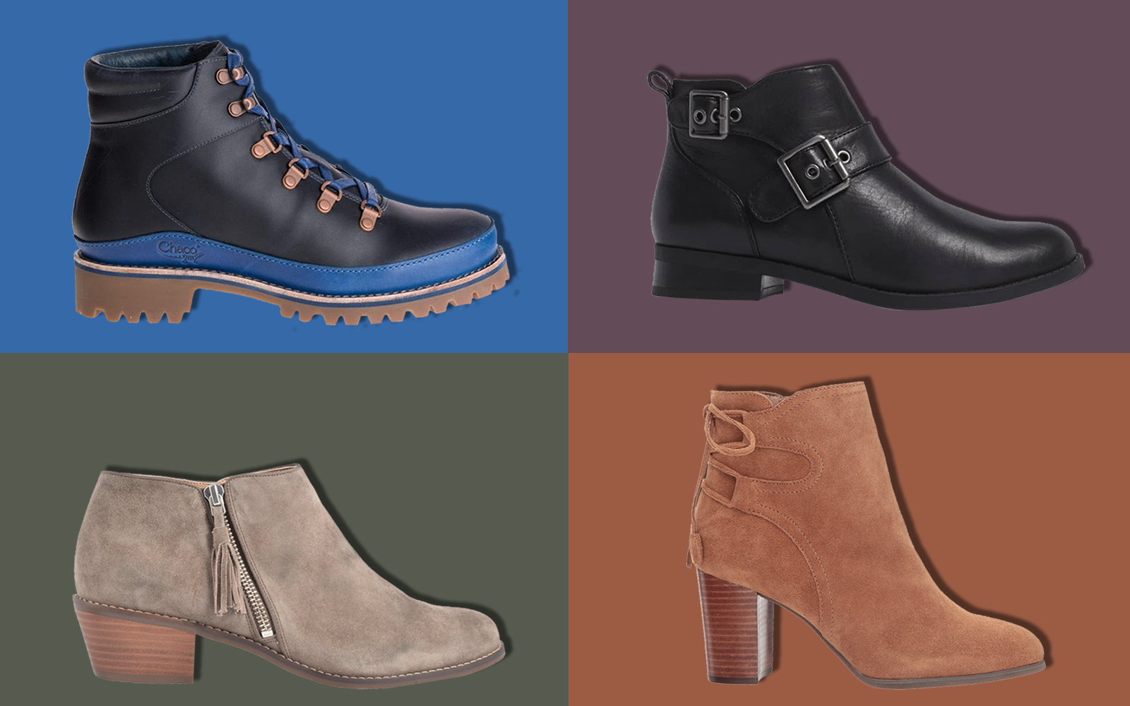 12 Comfy Travel Boots With Podiatrists' Highest Seal of Approval