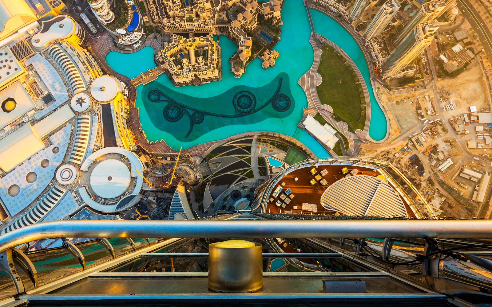 Downtown Dubai, At The Top Burj Khalifa, Sky Observation Desk