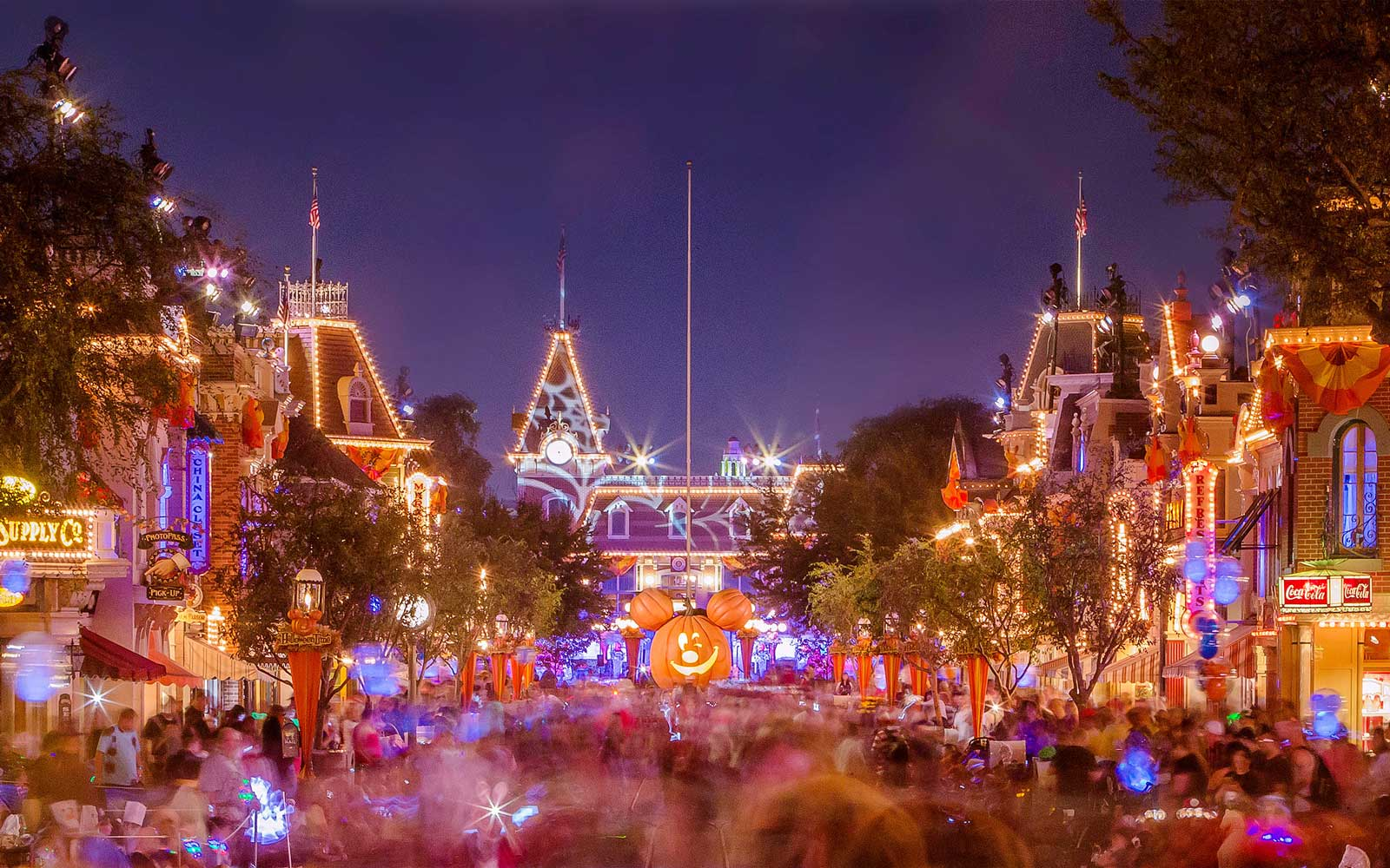 You'd Never Guess Disneyland's Scariest Ride This Halloween