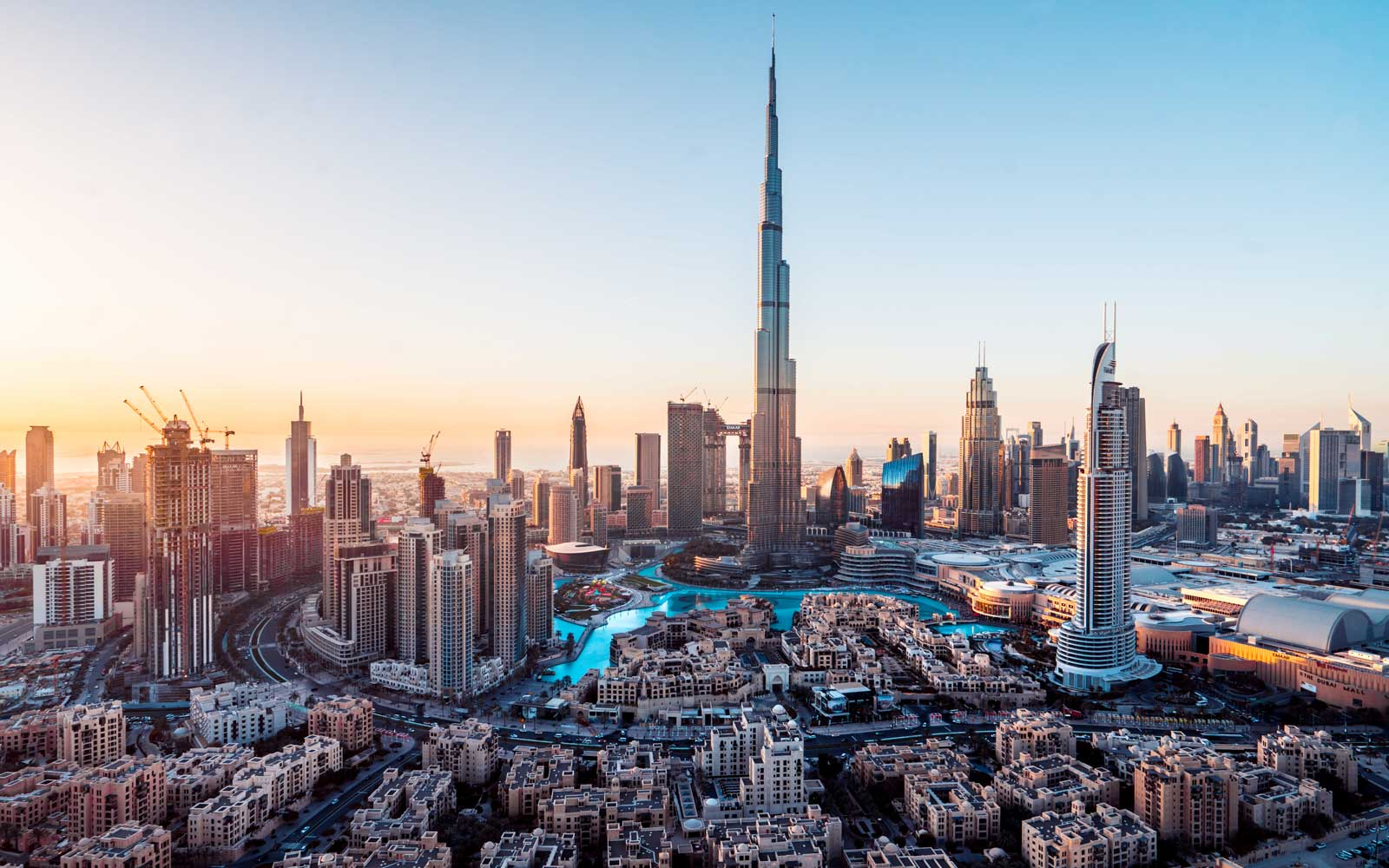 Why Dubai Is the Perfect Stopover City