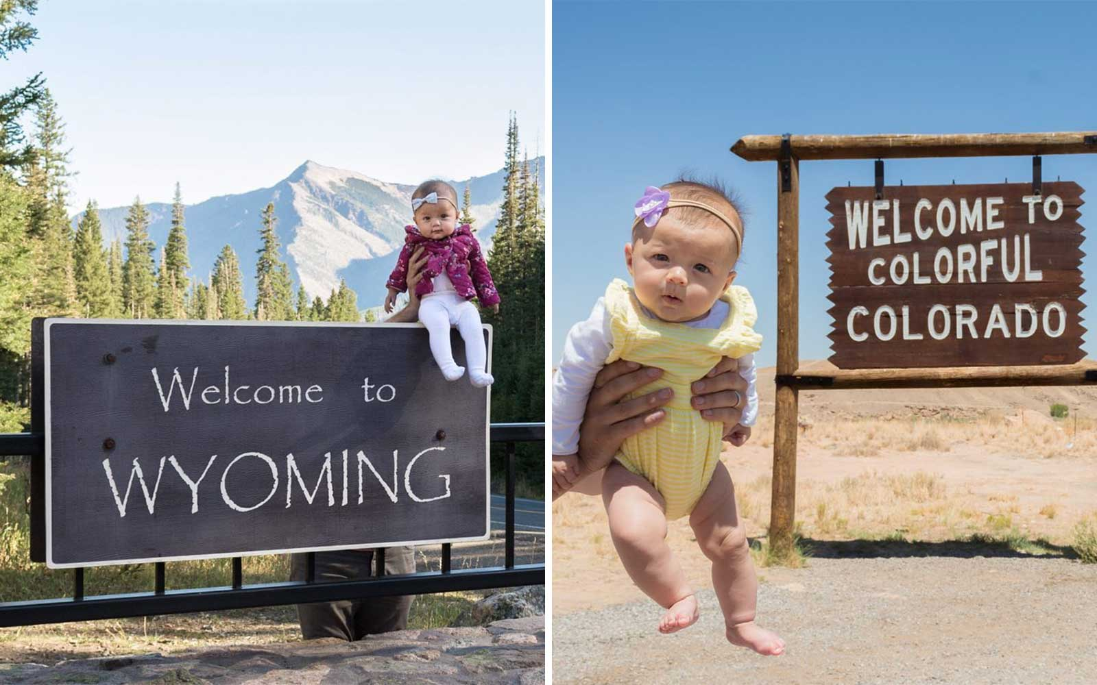 5-month-old May Be the World's Youngest Person to Visit All 50 States in the U.S.
