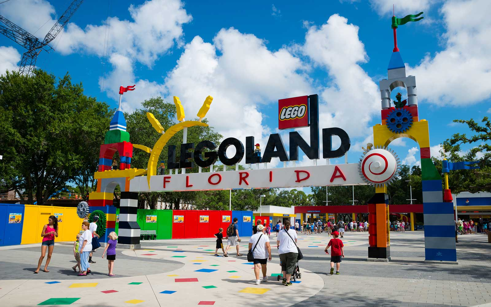 Here's a Sneak Peek at Legoland's New Rides in the Lego Movie World Expansion