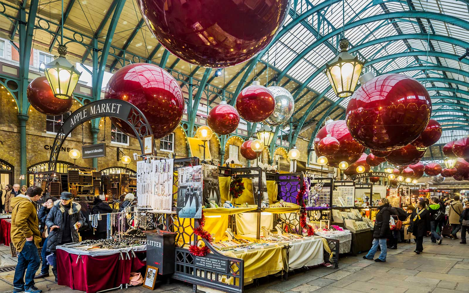 See London's holiday markets for cheap with Norwegian's latest sale.