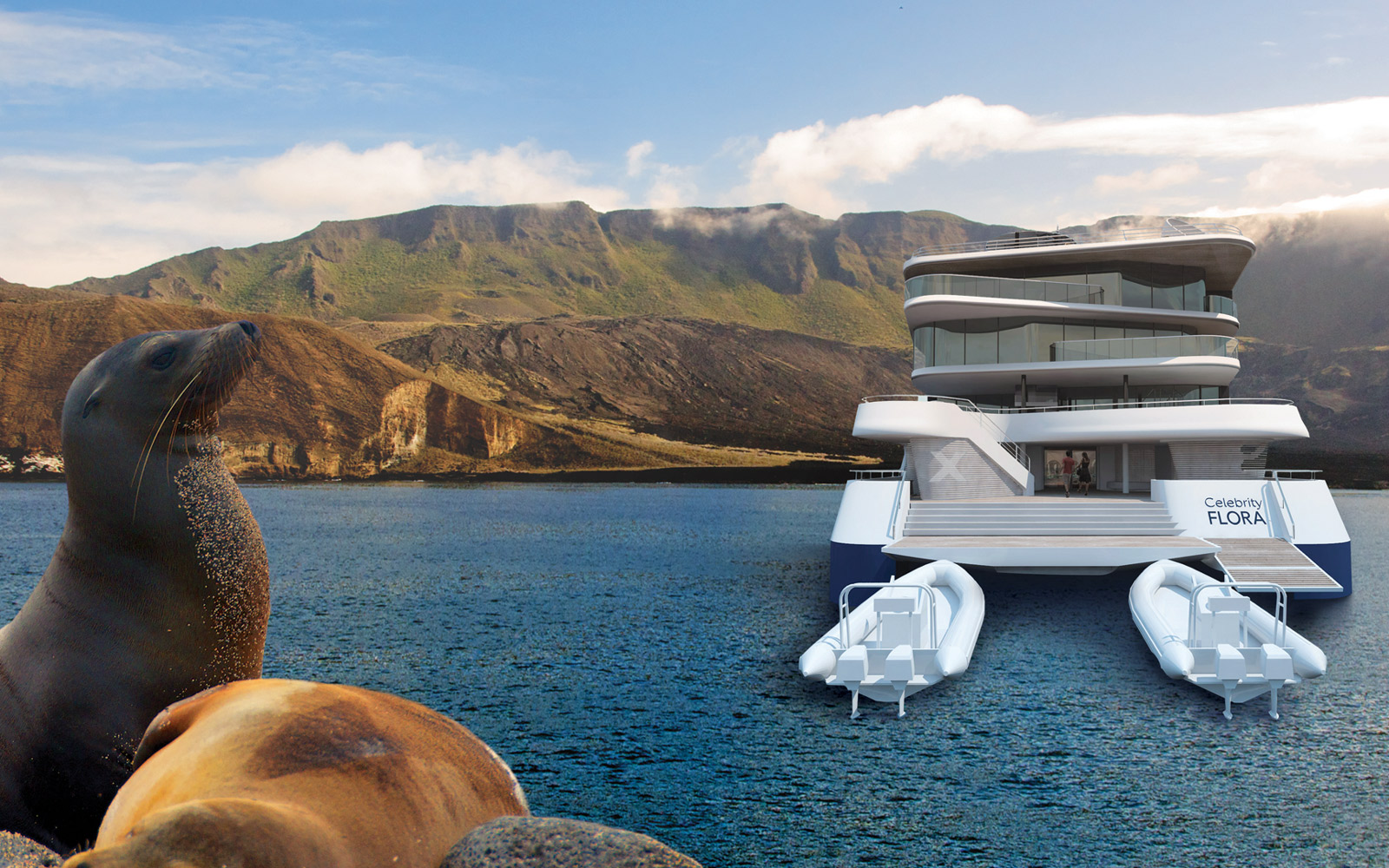 You Can Go Glamping at Sea on This Cruise to the Galapagos Islands