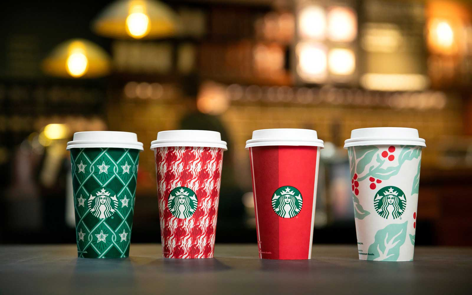 Starbucks Has Concocted a New Holiday Beverage