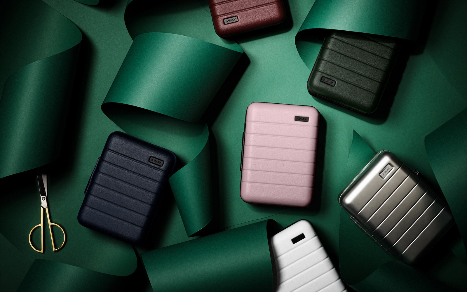 Away Just Brought Back Its Mini Suitcase Gift Sets for the Holidays