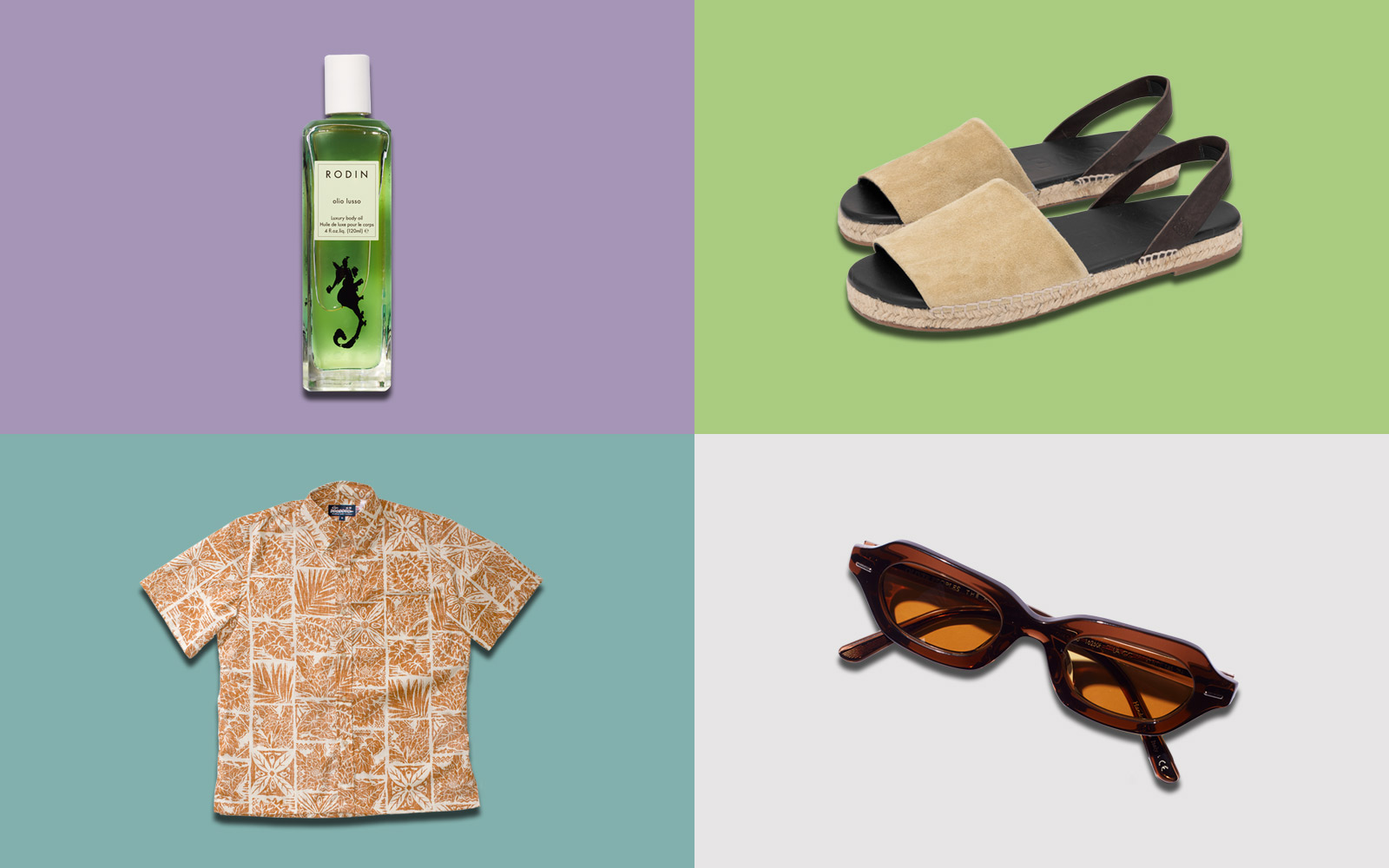 Beach Gifts Gift Guide Lead