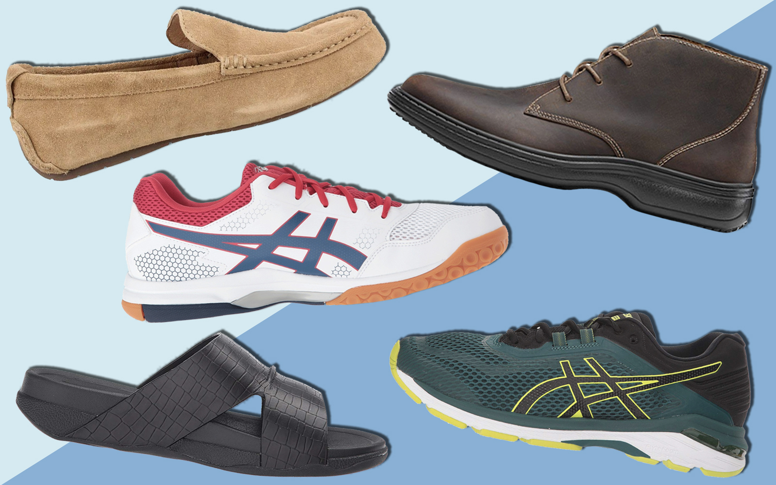 The Best Comfy Walking Shoes for Men, According to Podiatrists