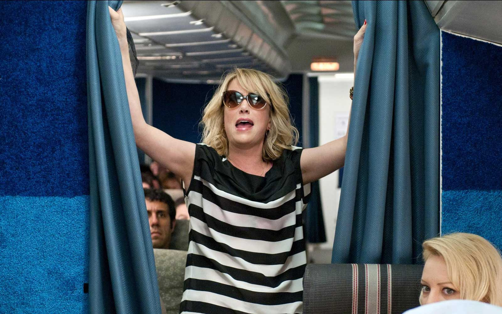 The Most Common Tactics People Use to Sneak Into First Class