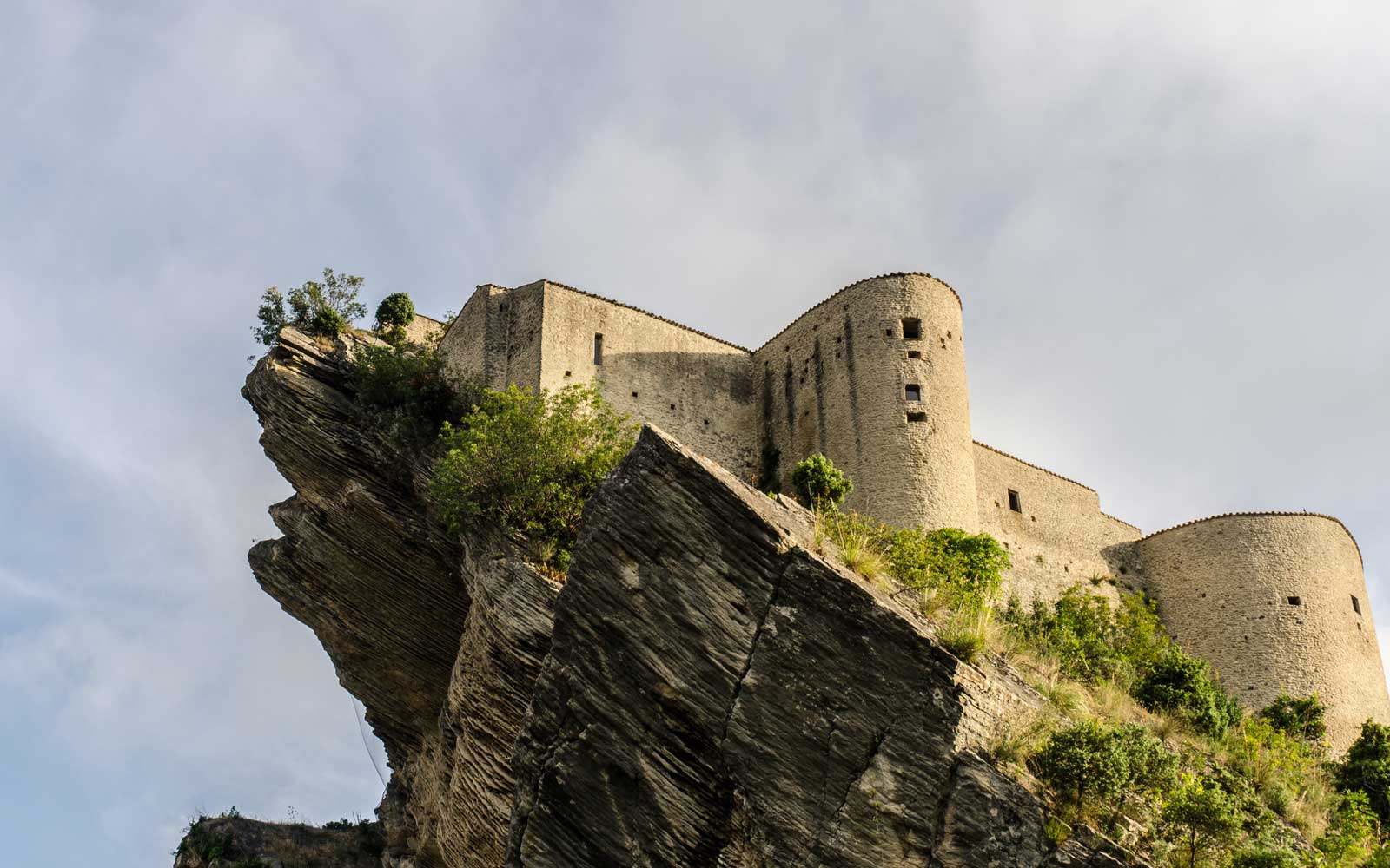 You Can Stay at This Italian 'Castle in the Sky' for Just $114 Per Night