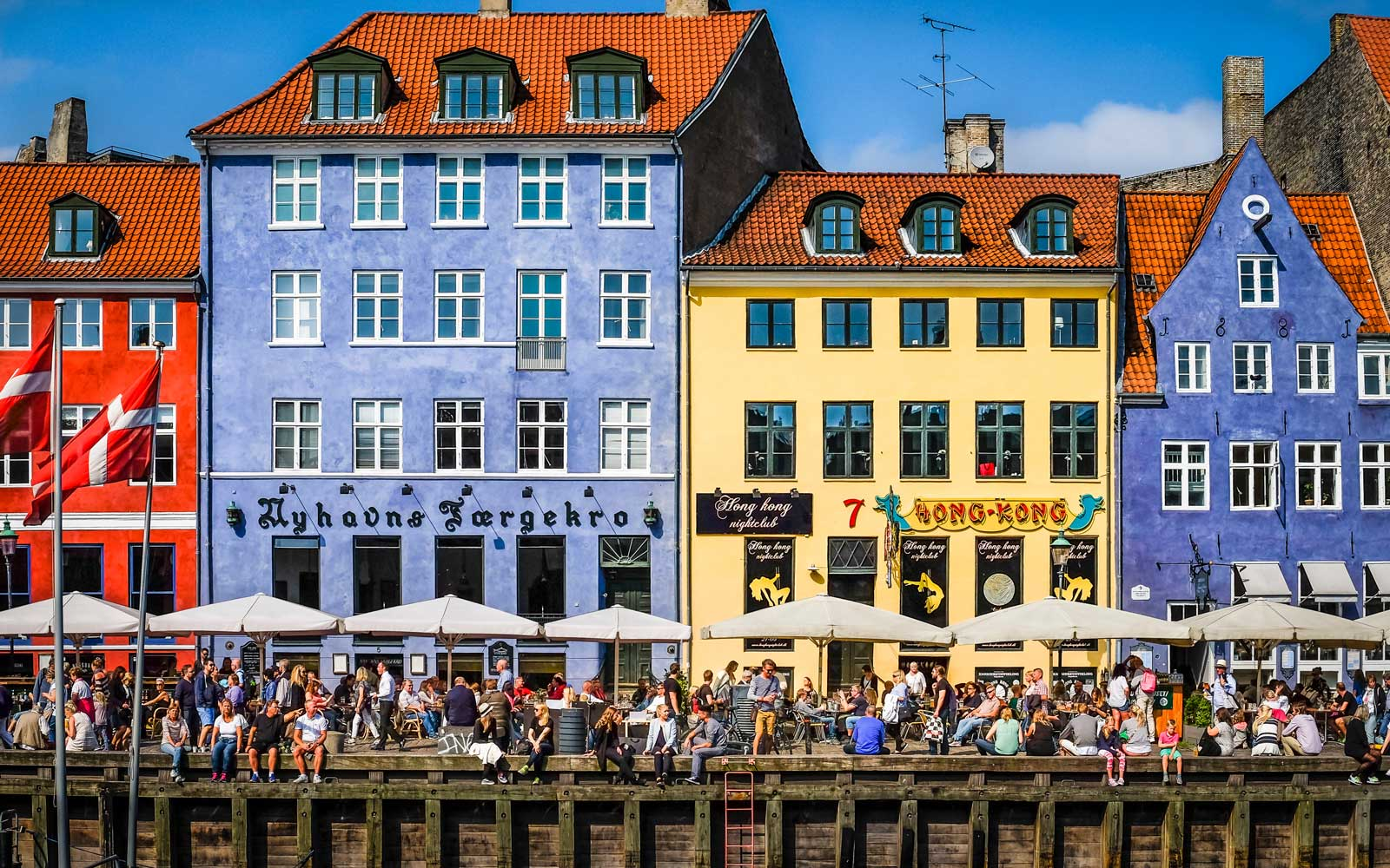 Fly to stops like Copenhagen, Denmark, staring at $159.99 one-way.