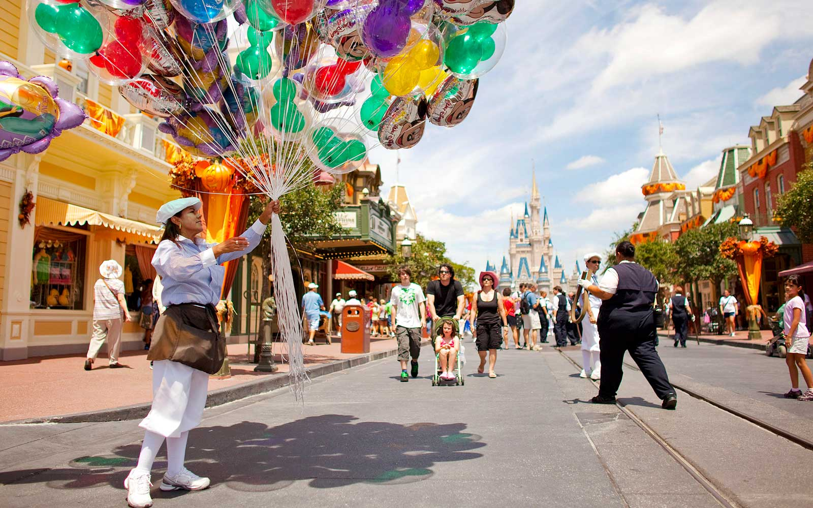 All Disney Cast Members Have to Follow This One Major Rule to Keep the Parks Clean