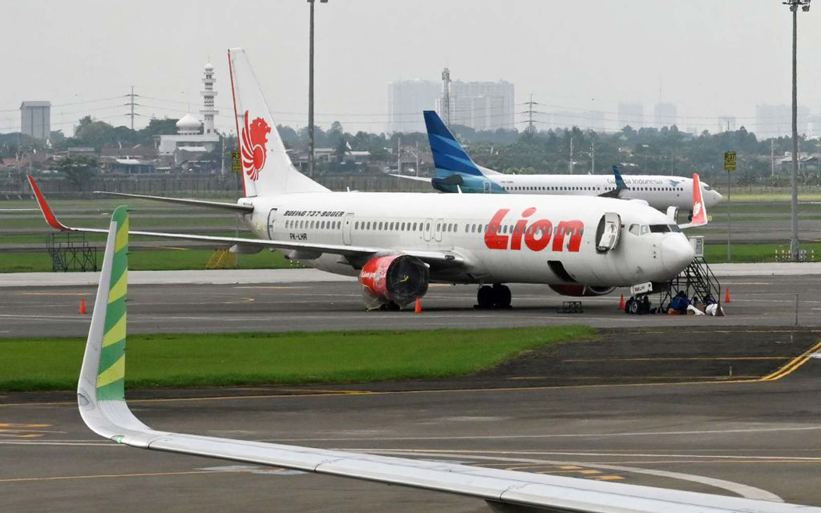 Boeing Assures Its 737 MAX Plane Is Safe to Fly One Month After Lion Air Crash