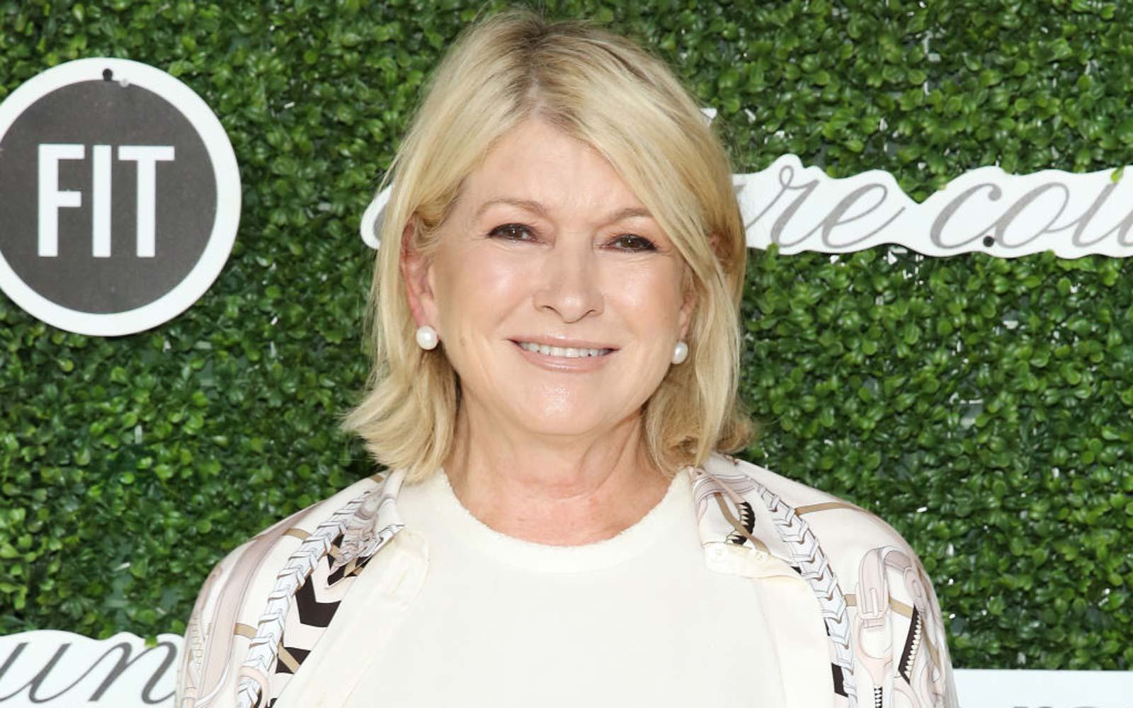 Martha Stewart attends the 2018 Couture Council Award Luncheon at David H. Koch Theater at Lincoln Center on September 5, 2018 in New York City.