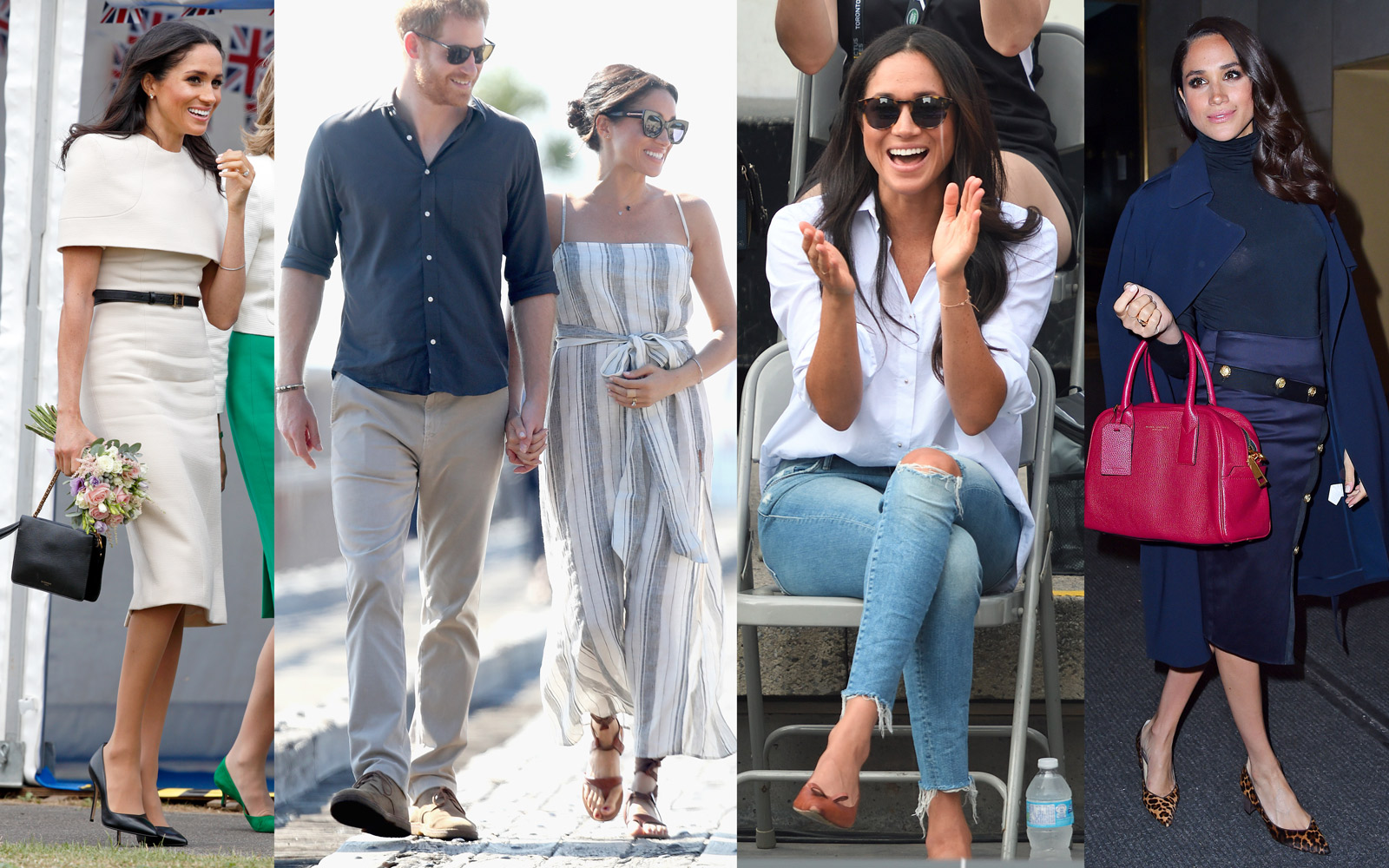 4 of Meghan Markle's Go-to Shoes Were Just Restocked — and They're on Sale