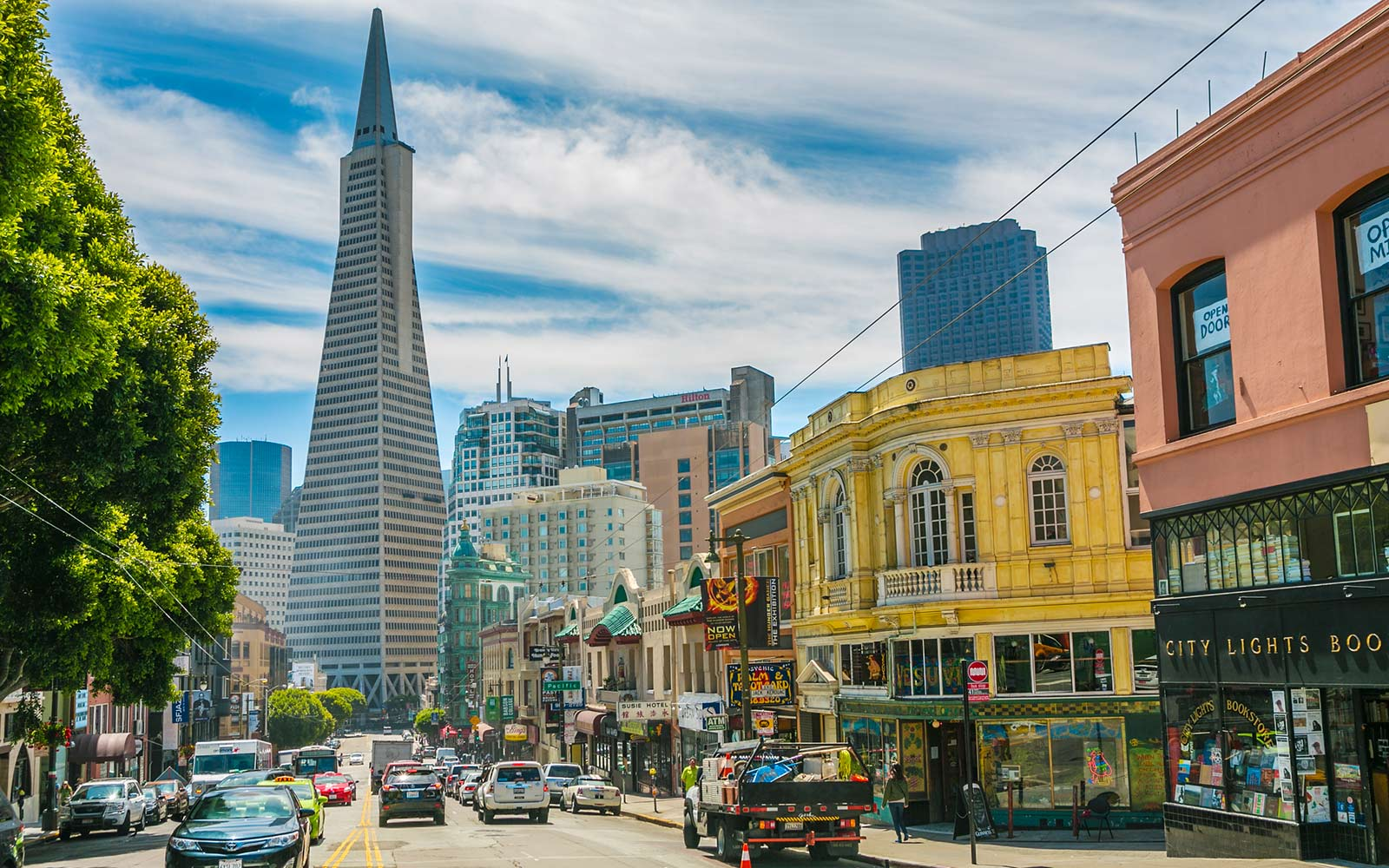 Classic San Francisco Neighborhoods That Remain Untouched by Time