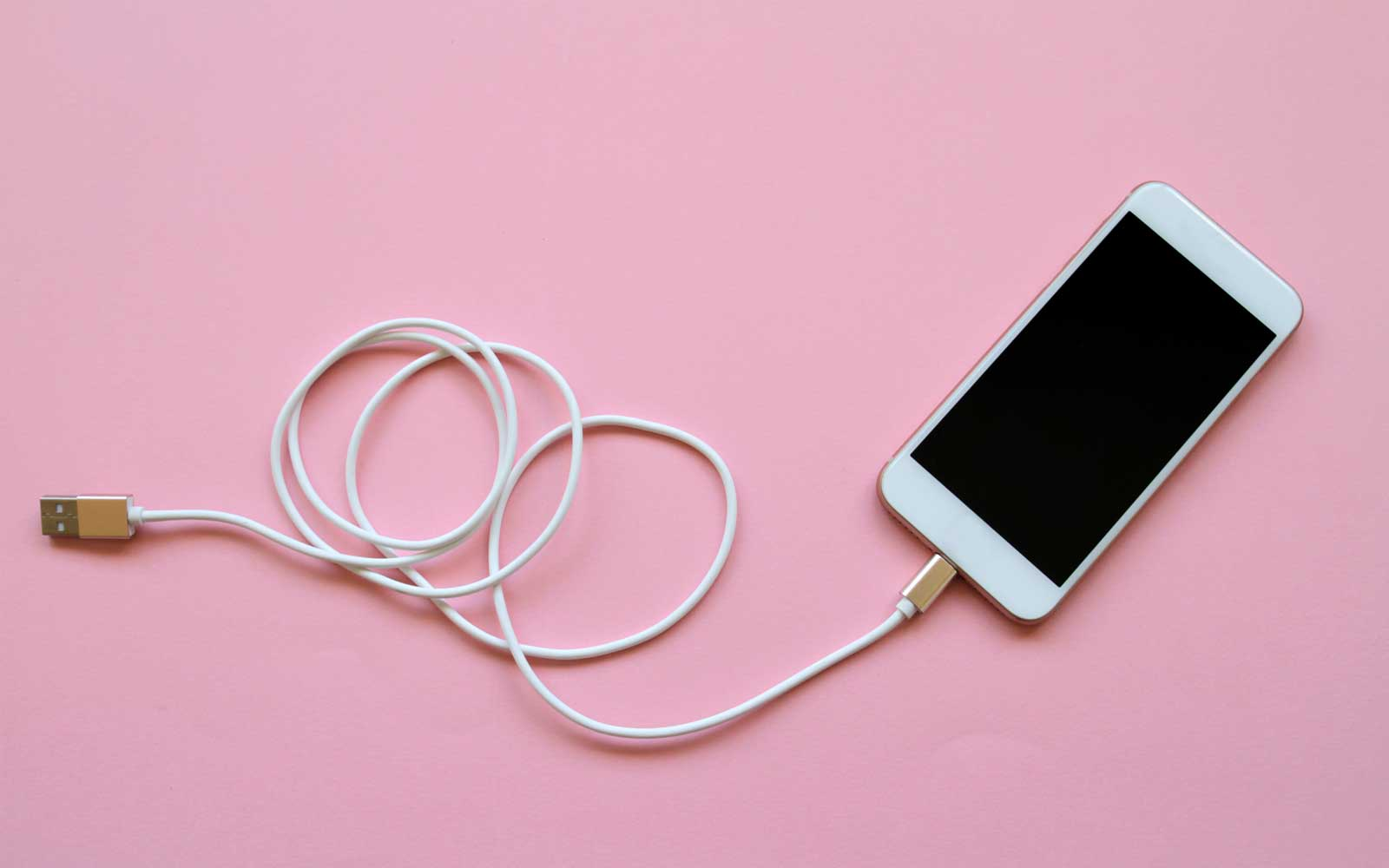 This Simple Hack Will Keep Your Phone Charger From Fraying No Matter How Many Times You Use It