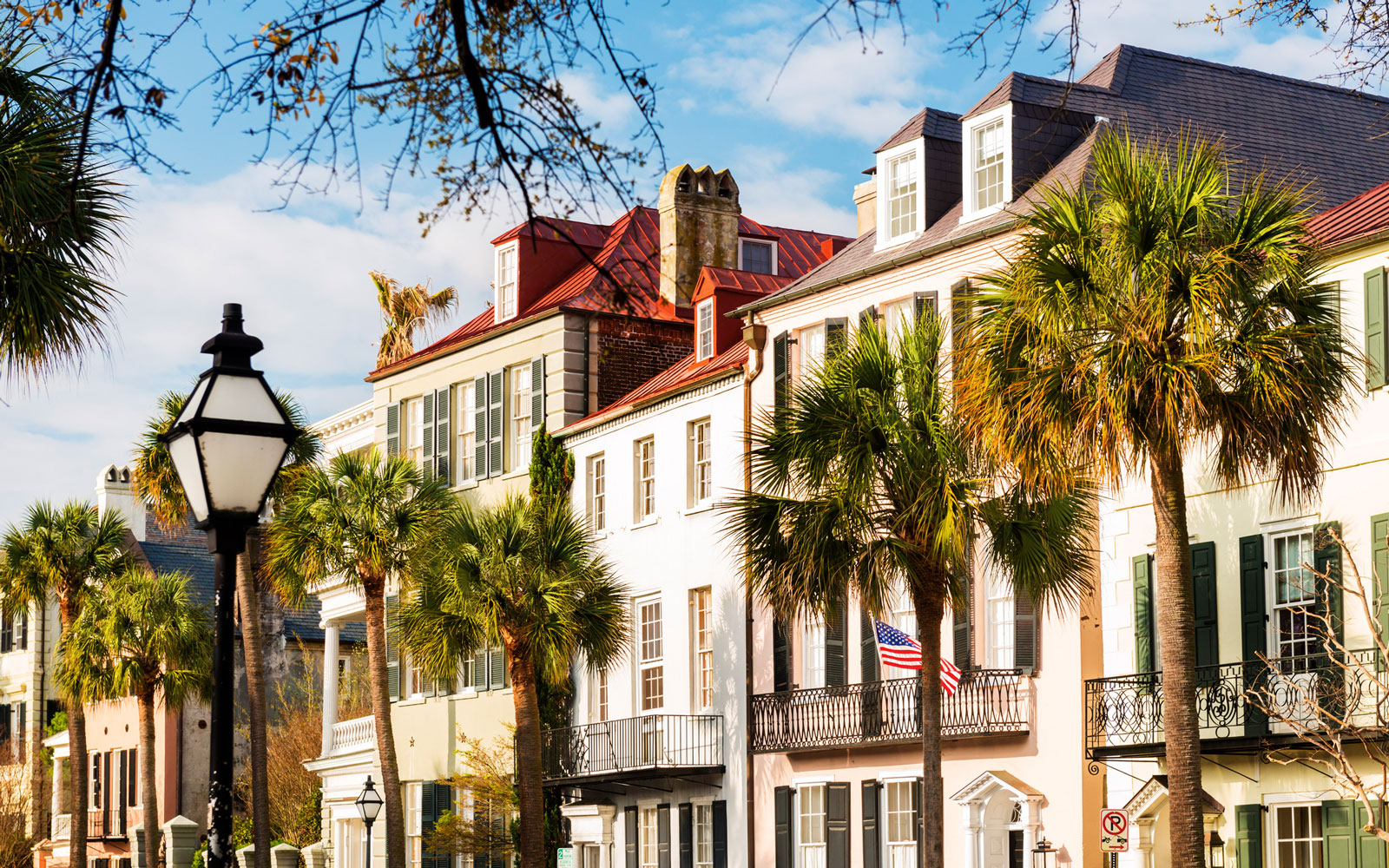 Town Houses, Charleston, South Carolina