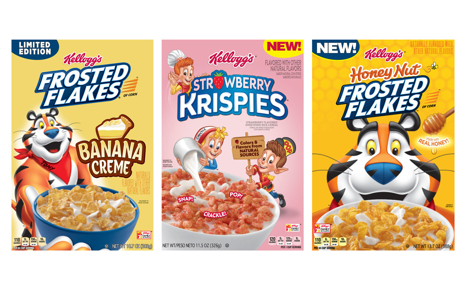 Rice Krispies Cereal Is Getting Its First New Flavor in 10 Years