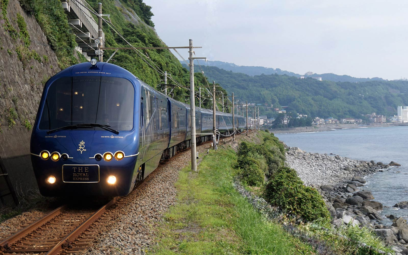 The Royal Express Luxury Train Is the Best Way to See Japan