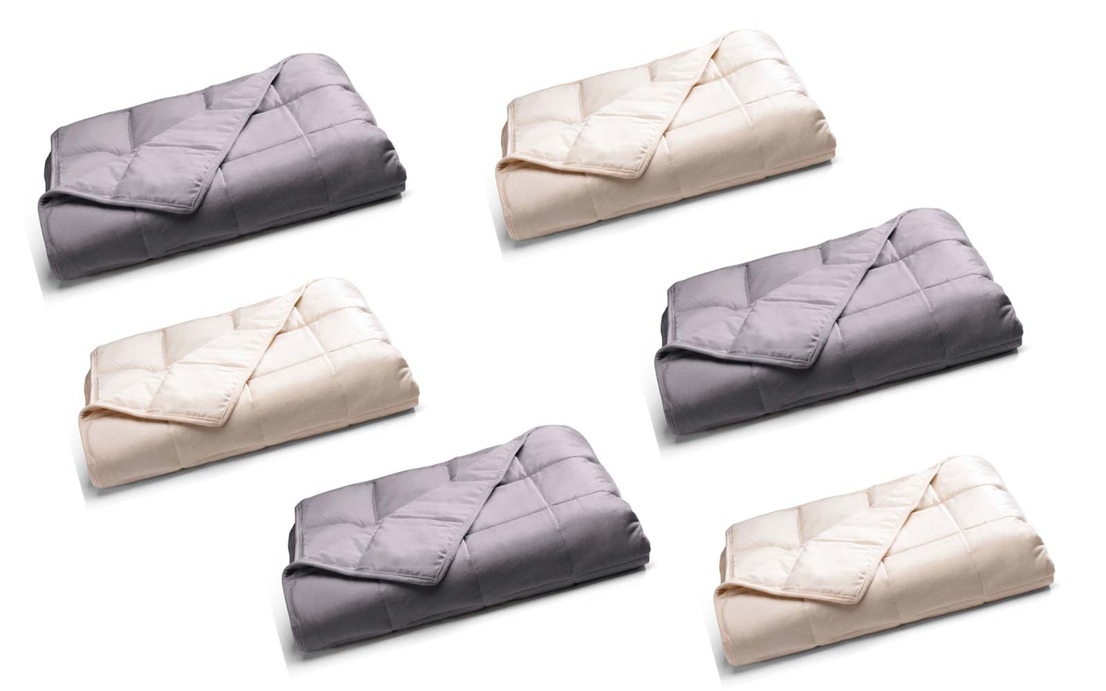 12lb Weighted Throw Blanket - Tranquility