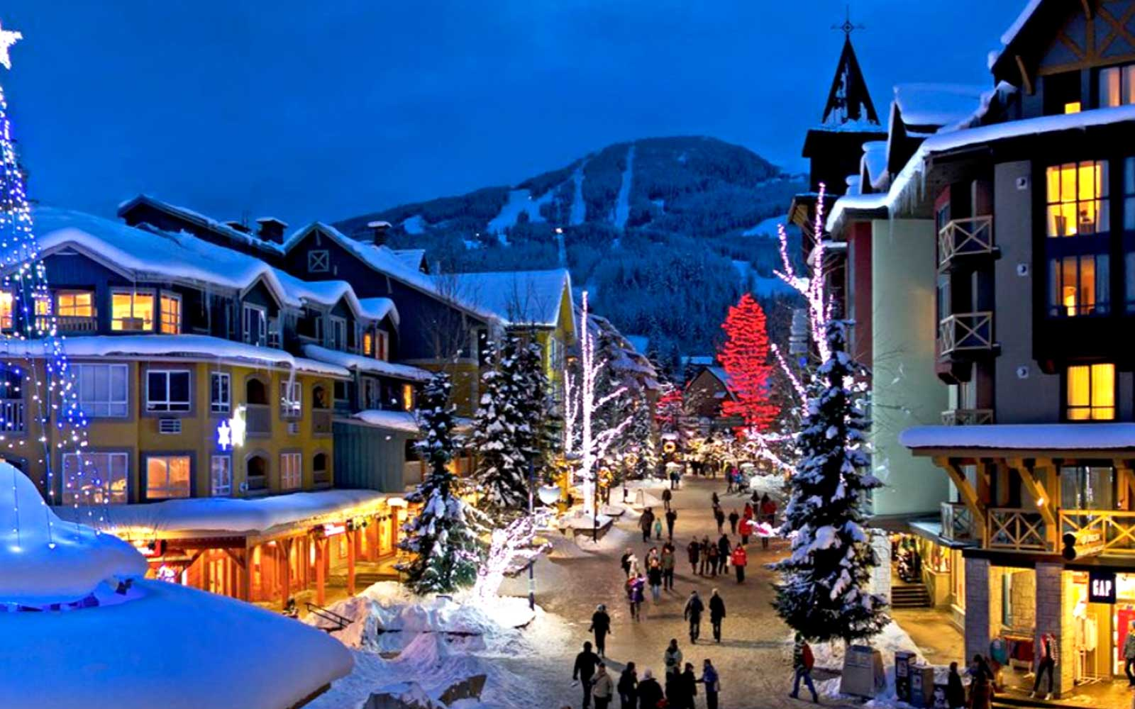 The Most Luxurious Ski Destinations to Visit This Winter
