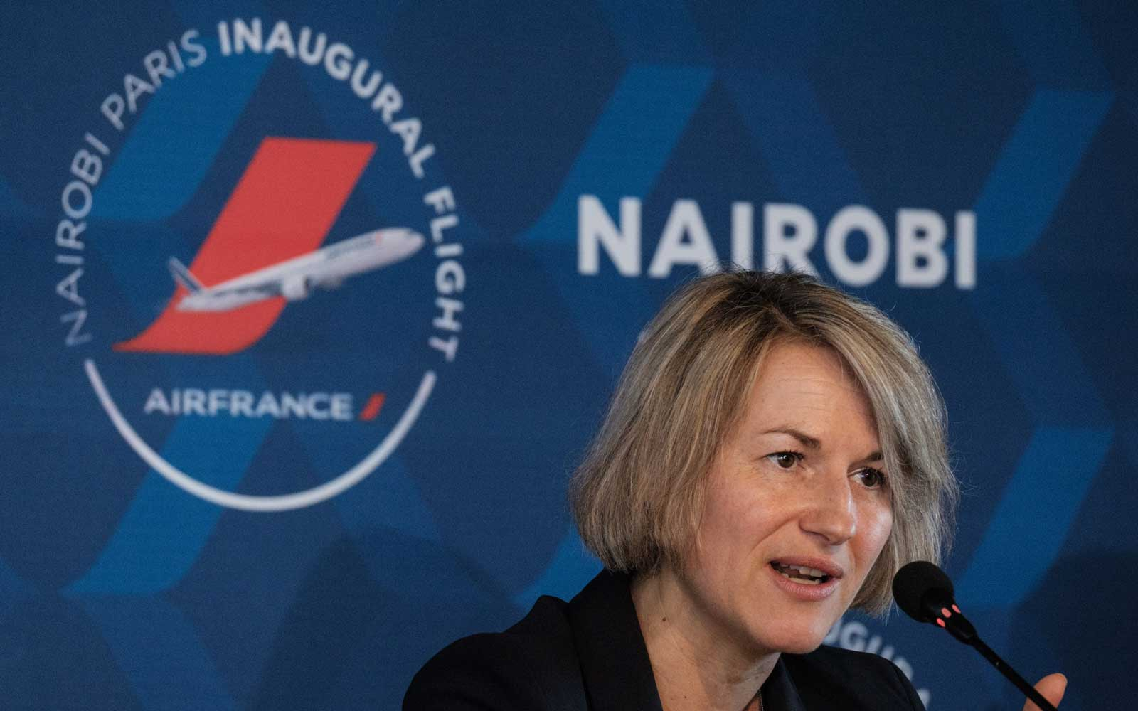 Air France Hires First Female CEO of a Major Airline