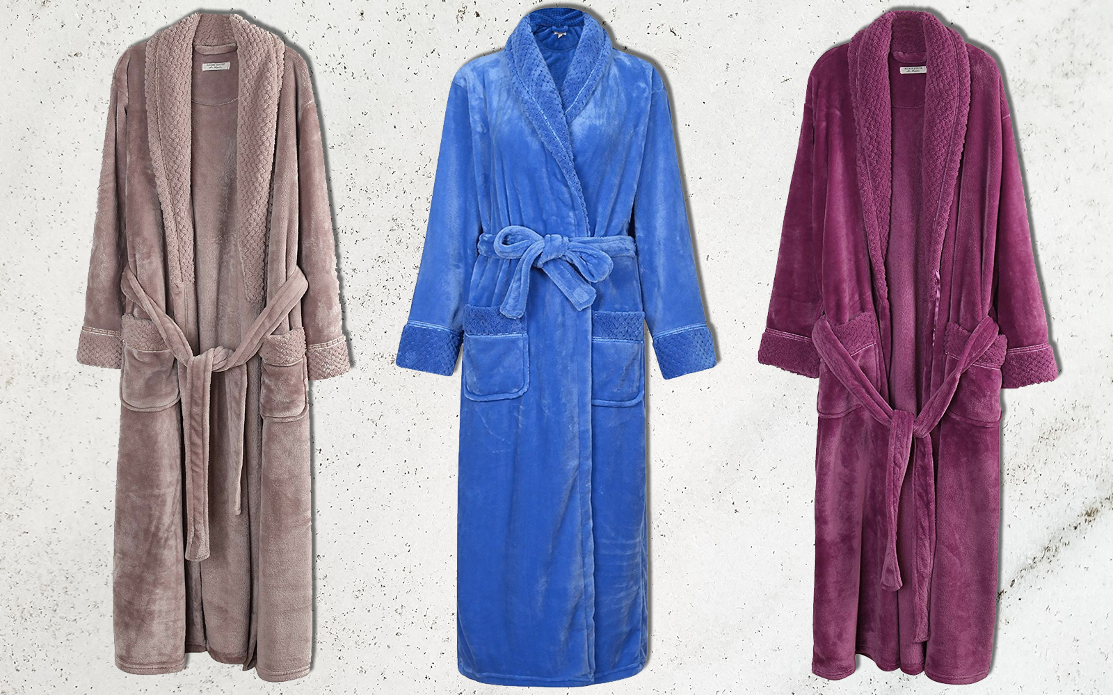 Amazon's Best-selling Bathrobe Has Over 1,800 5-star Reviews