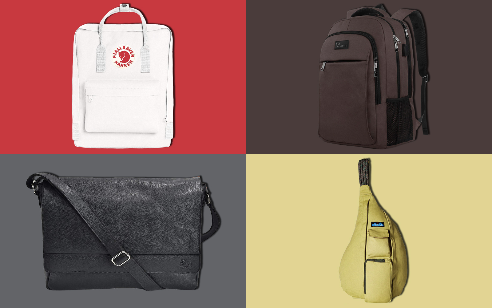 The Most Wished-for Travel Bags on Amazon